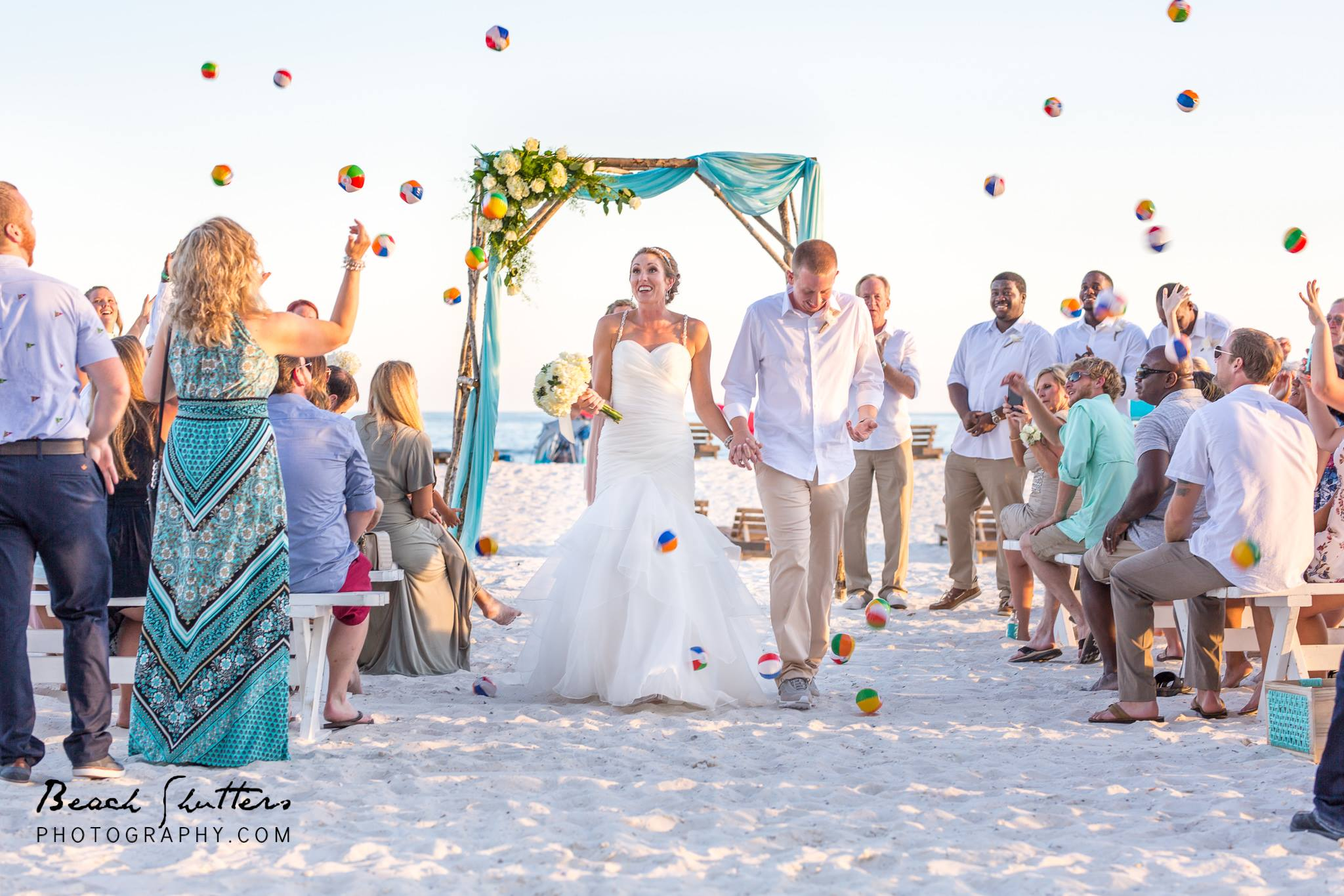 Ceremony and Reception Wedding Package