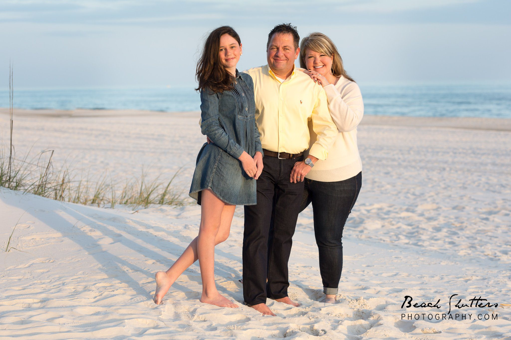 Family Sessions in Orange Beach sunset photography in Orange Beach
