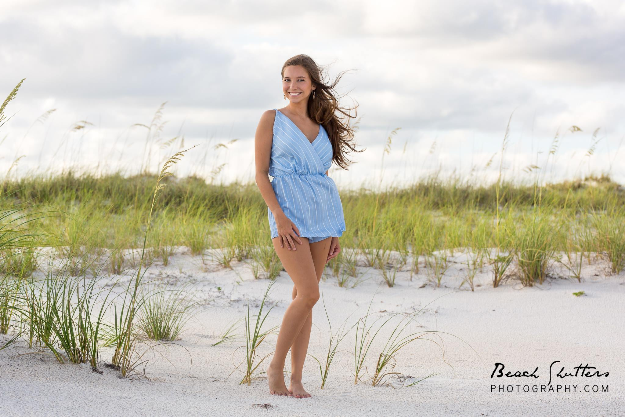 Senior portraits in Orange Beach and Gulf Shores Alabama