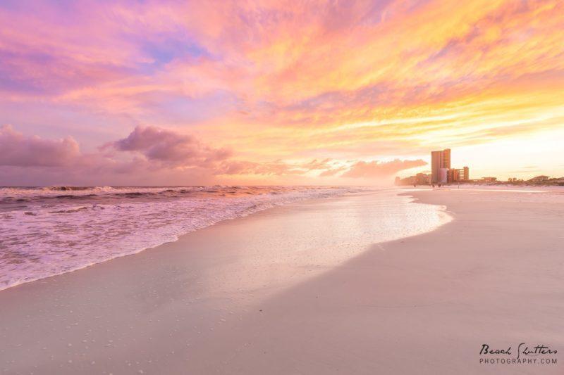 sunset and sunrise photography