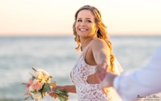 Magical beach wedding in Orange Beach Al