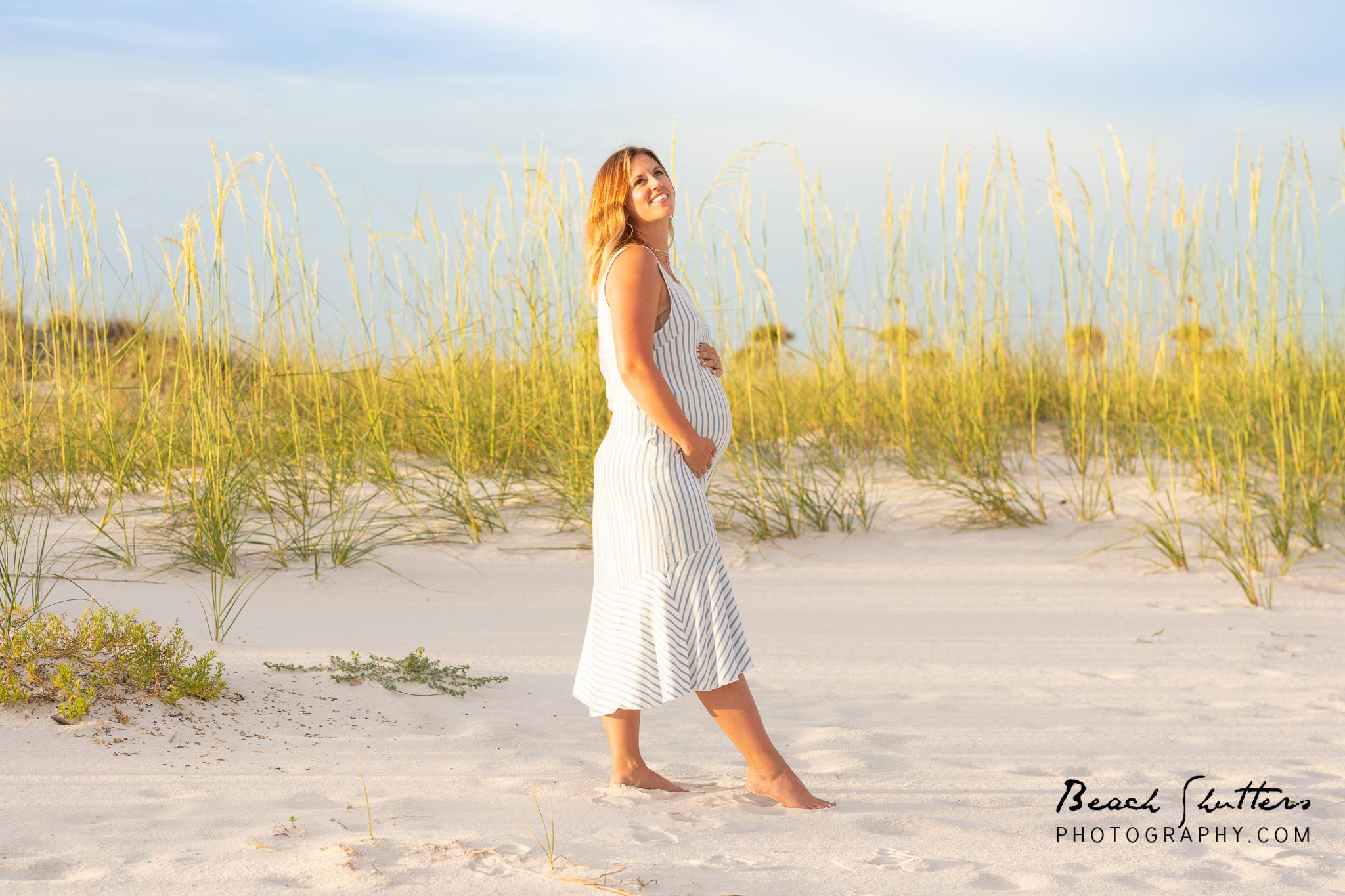vacation beach portraits