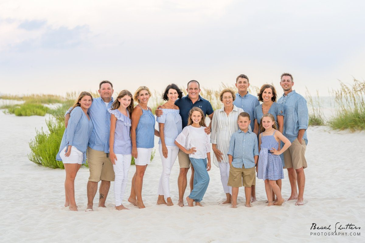 Family Beach Photos in Orange Beach Alabama