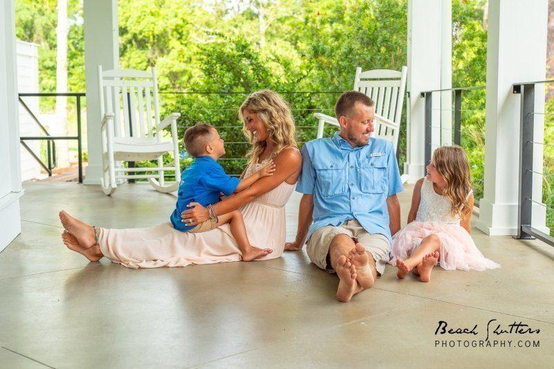 family photo locations arts center in Orange Beach