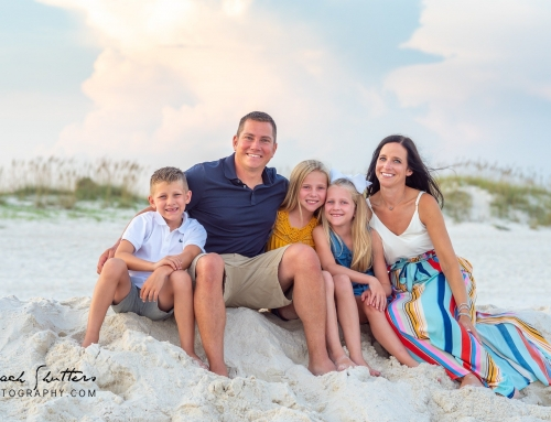 Beach Portraits in Gulf Shores