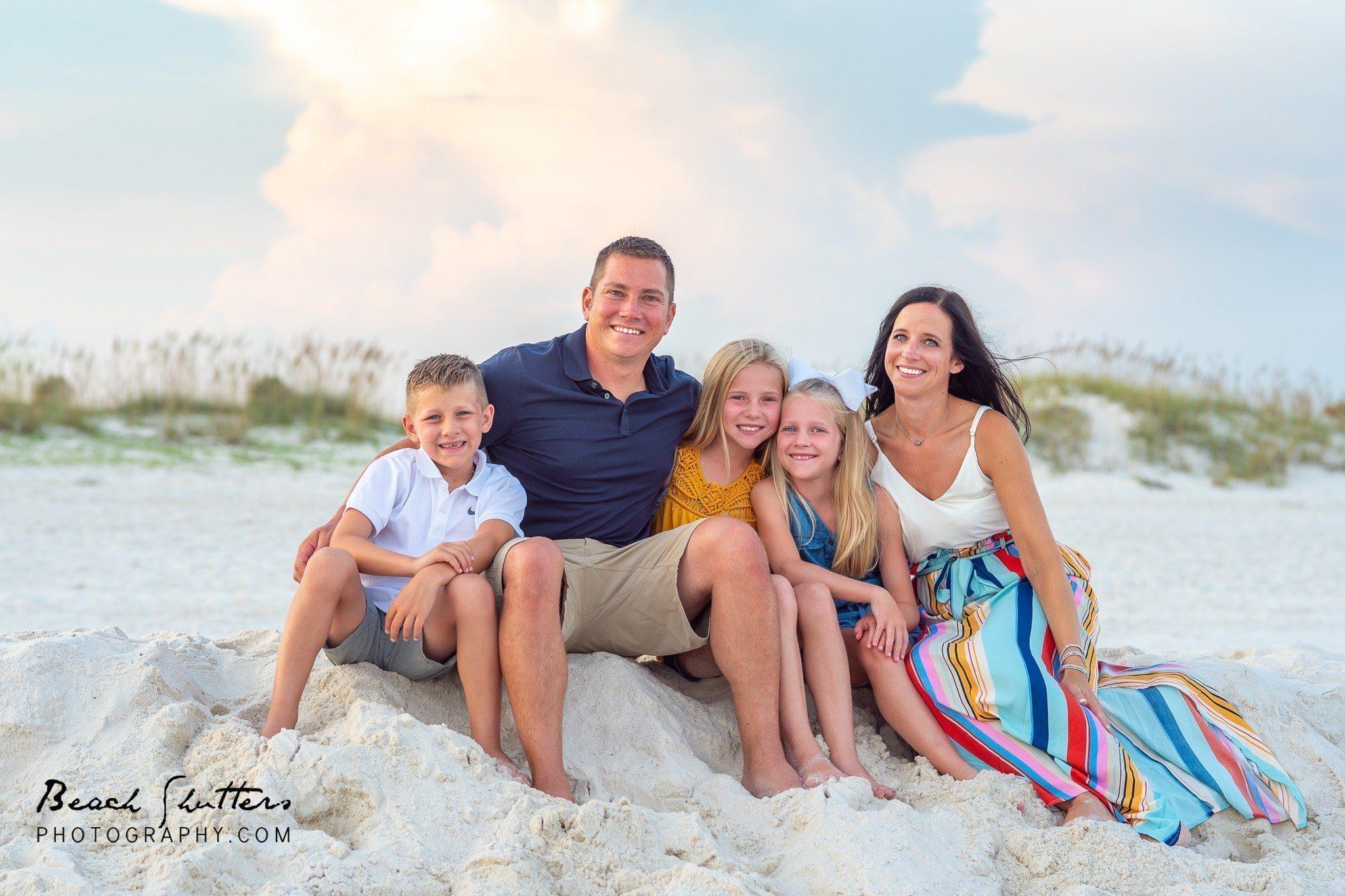 beach portraits Gulf Shores and Orange Beach