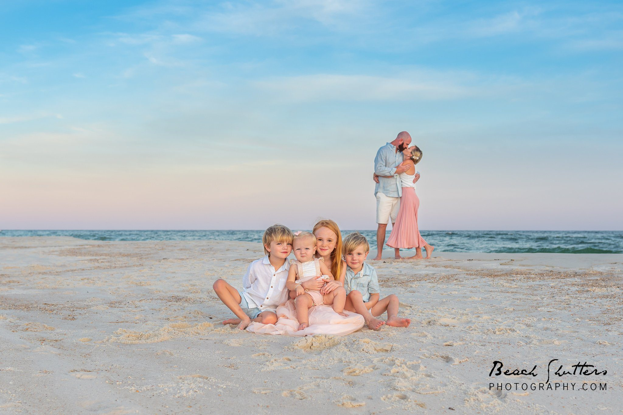 Family photographers in the Florida panhandle