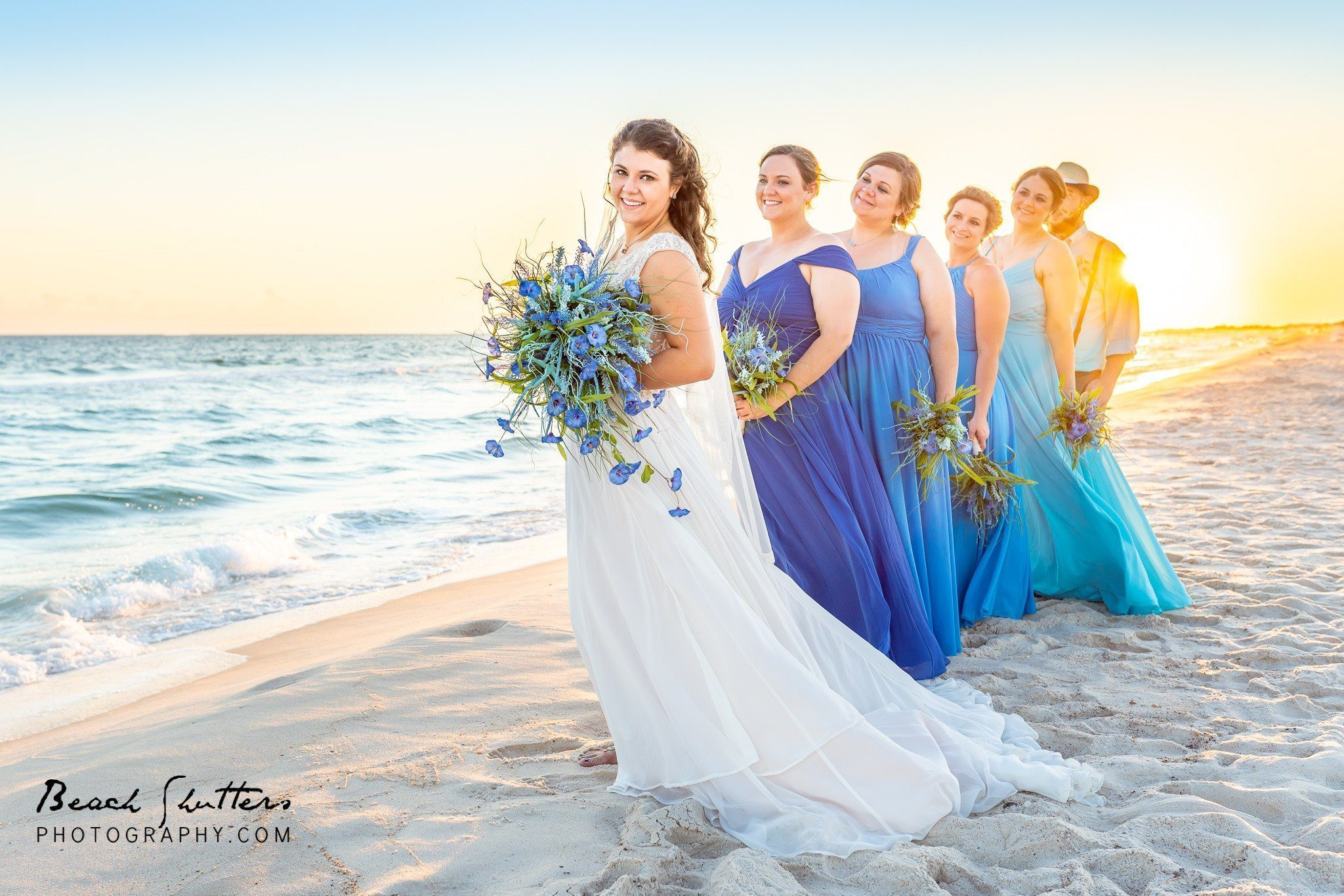 bridal photographers in Orange Beach
