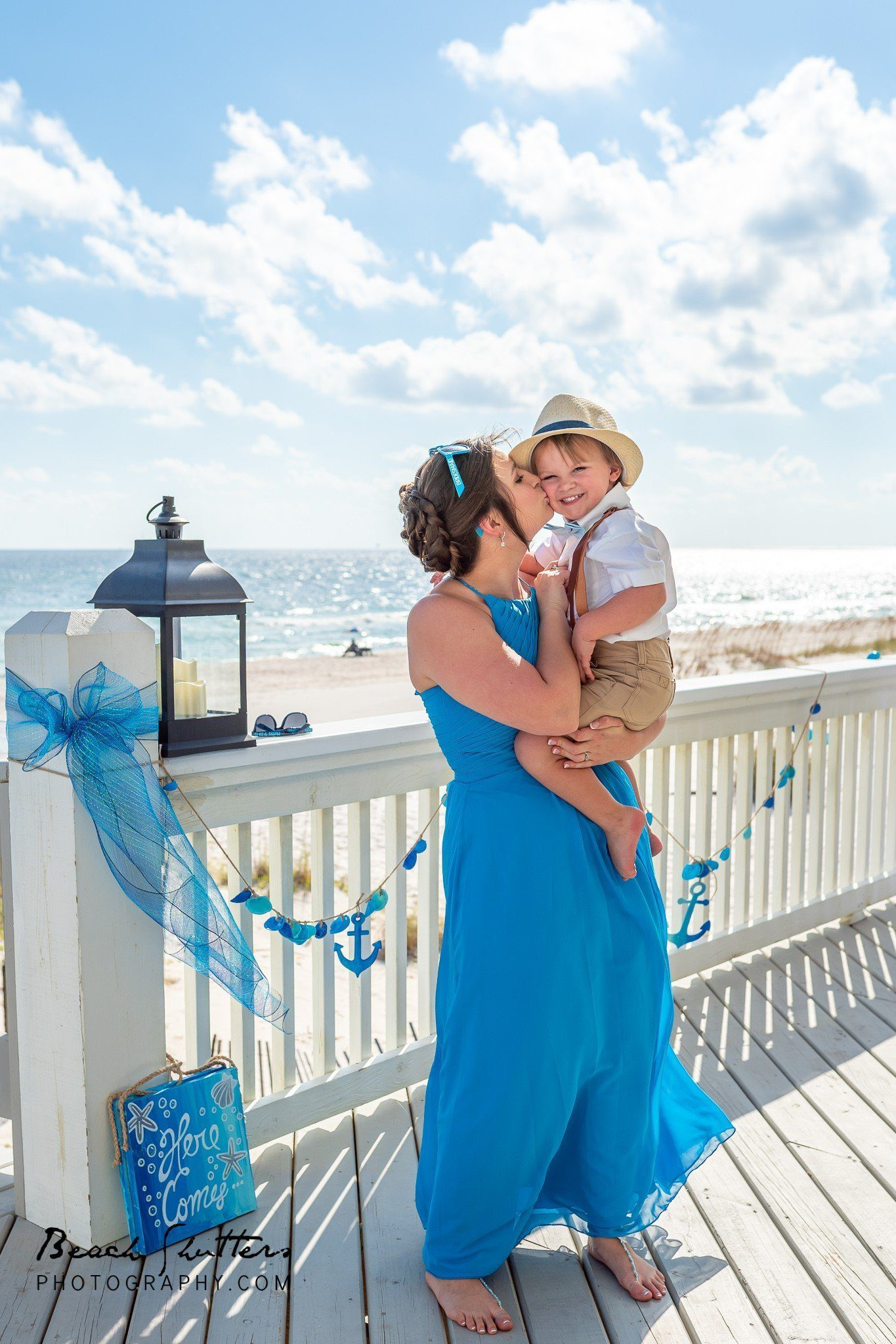 Seaside wedding photographers