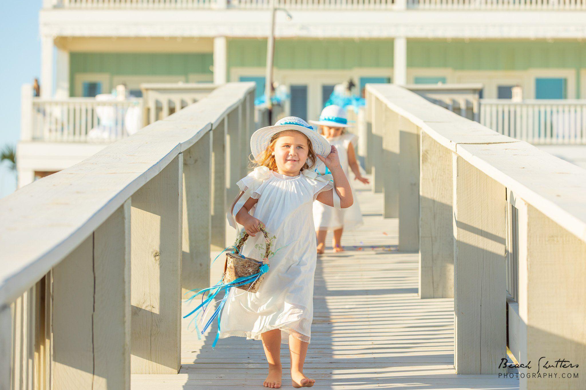 flower girl photos in Gulf Shores