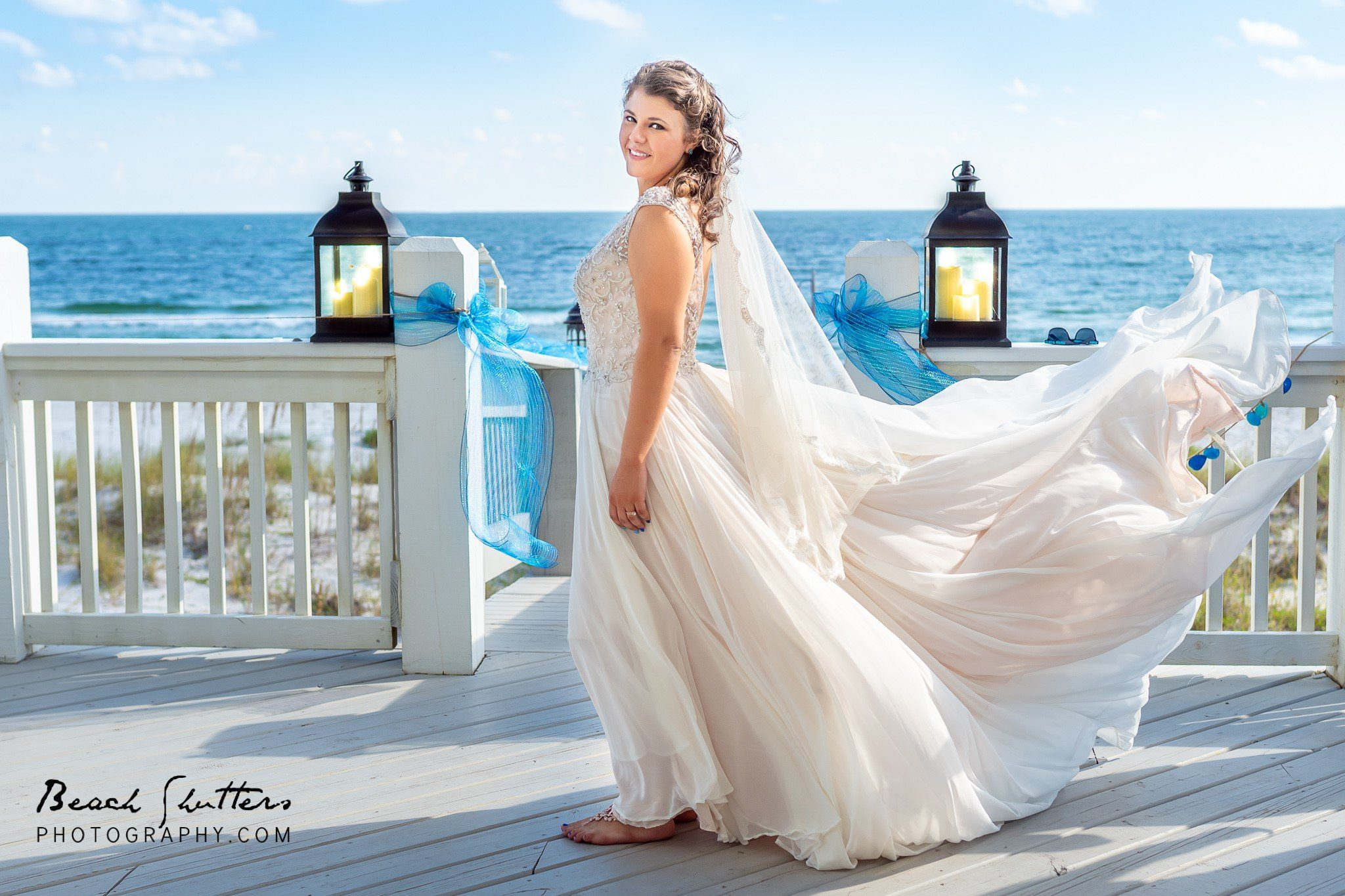 wedding photography Beach Shutters