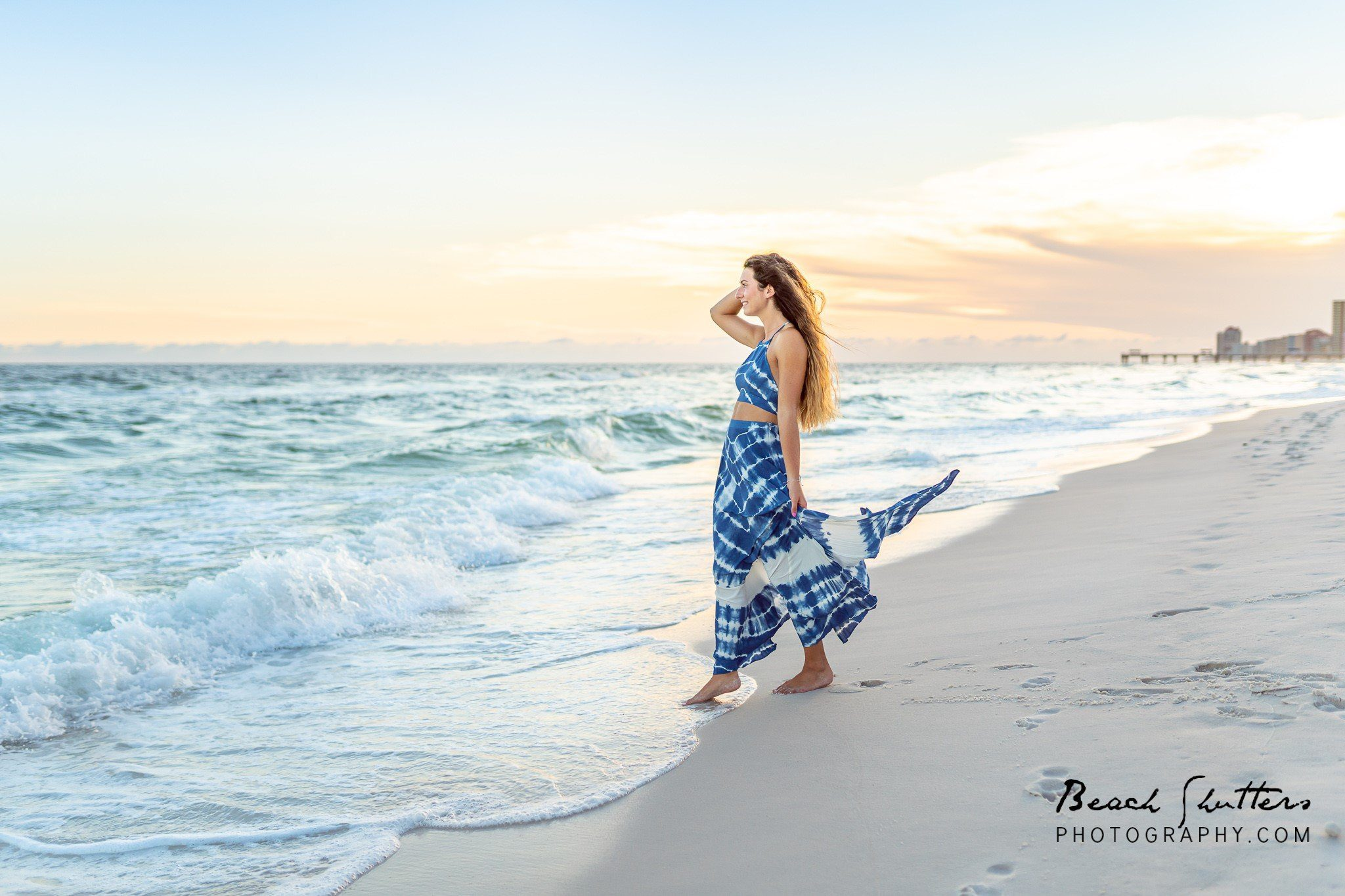 senior portraits in Gulf Shores