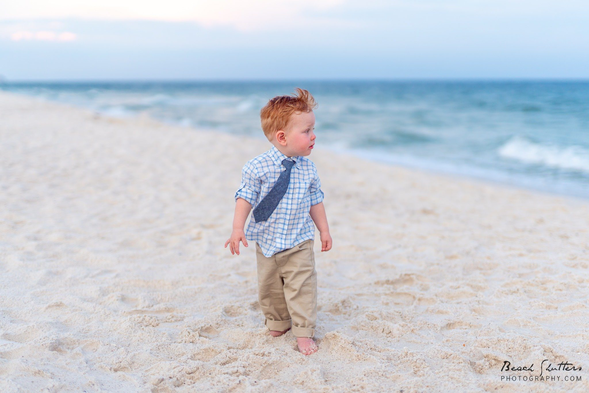 outfits for family photos in Orange Beach
