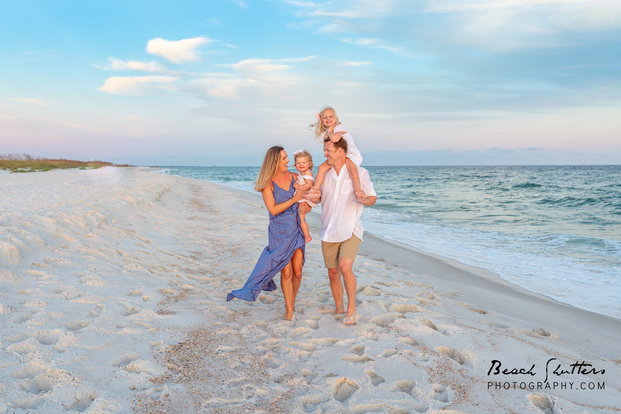Orange Beach vacation happy photos