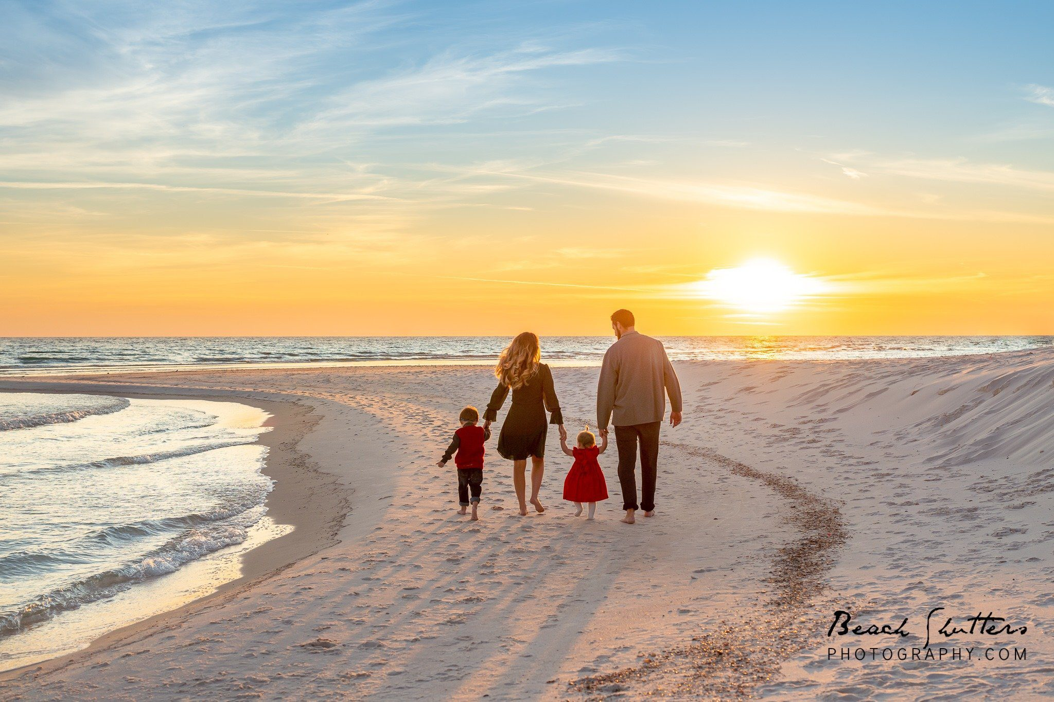 sunset photography in Orange Beach