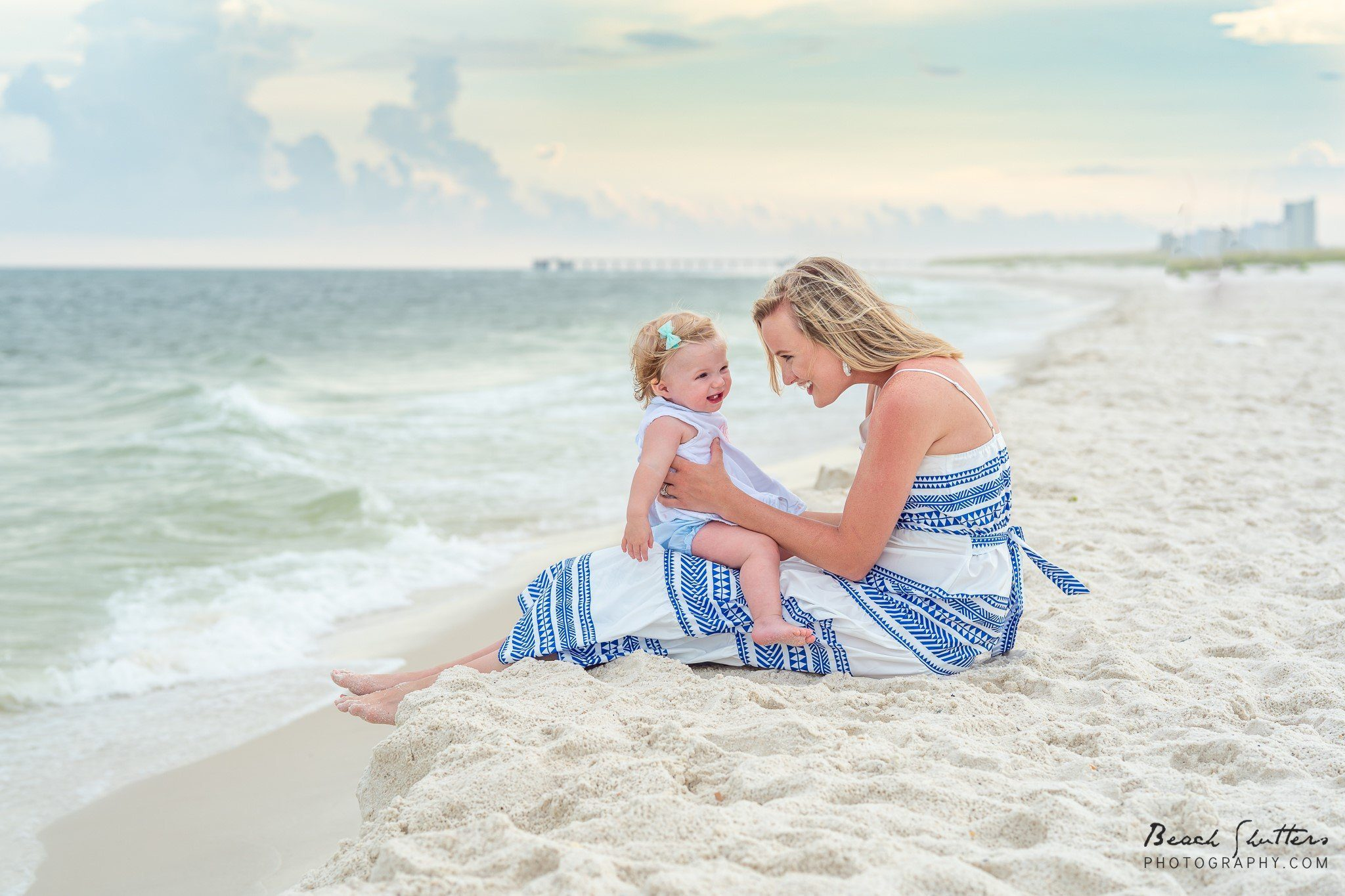 family beach pictures in Gulf Shores