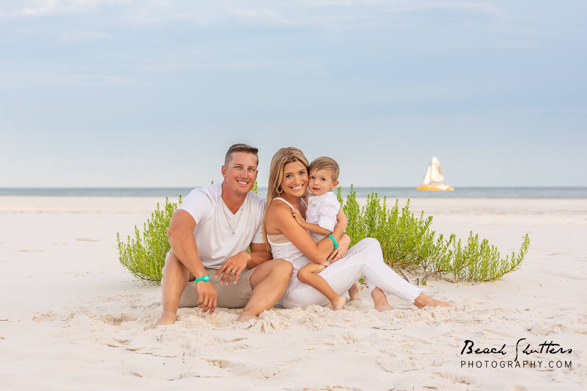 Turquoise Place outfits for family photos