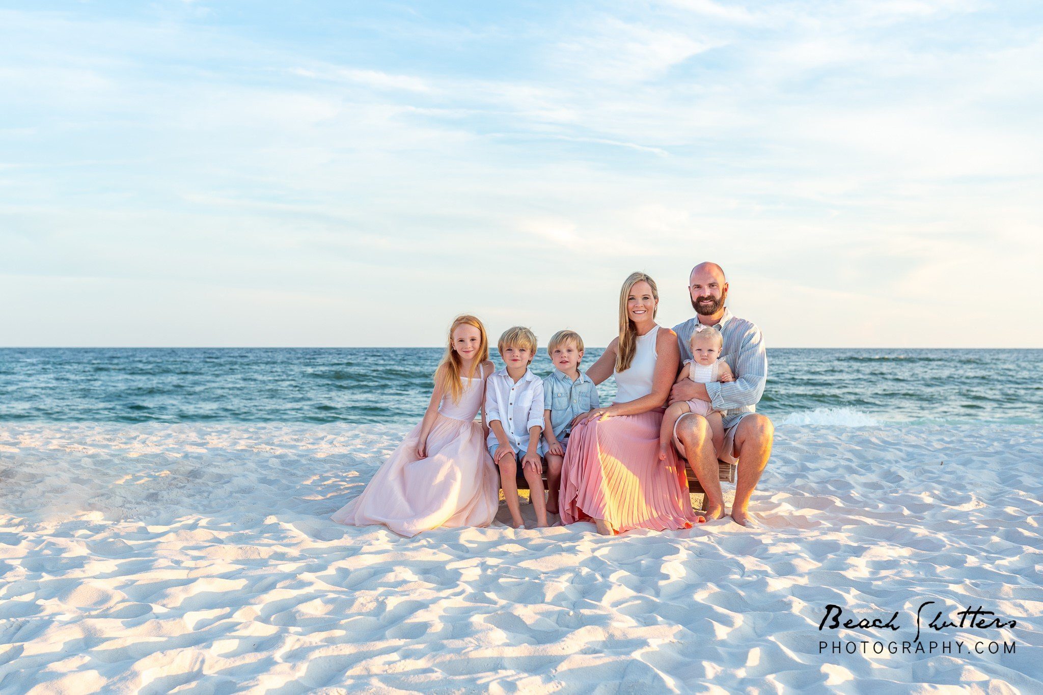 family beach photographer in Orange Beach Al