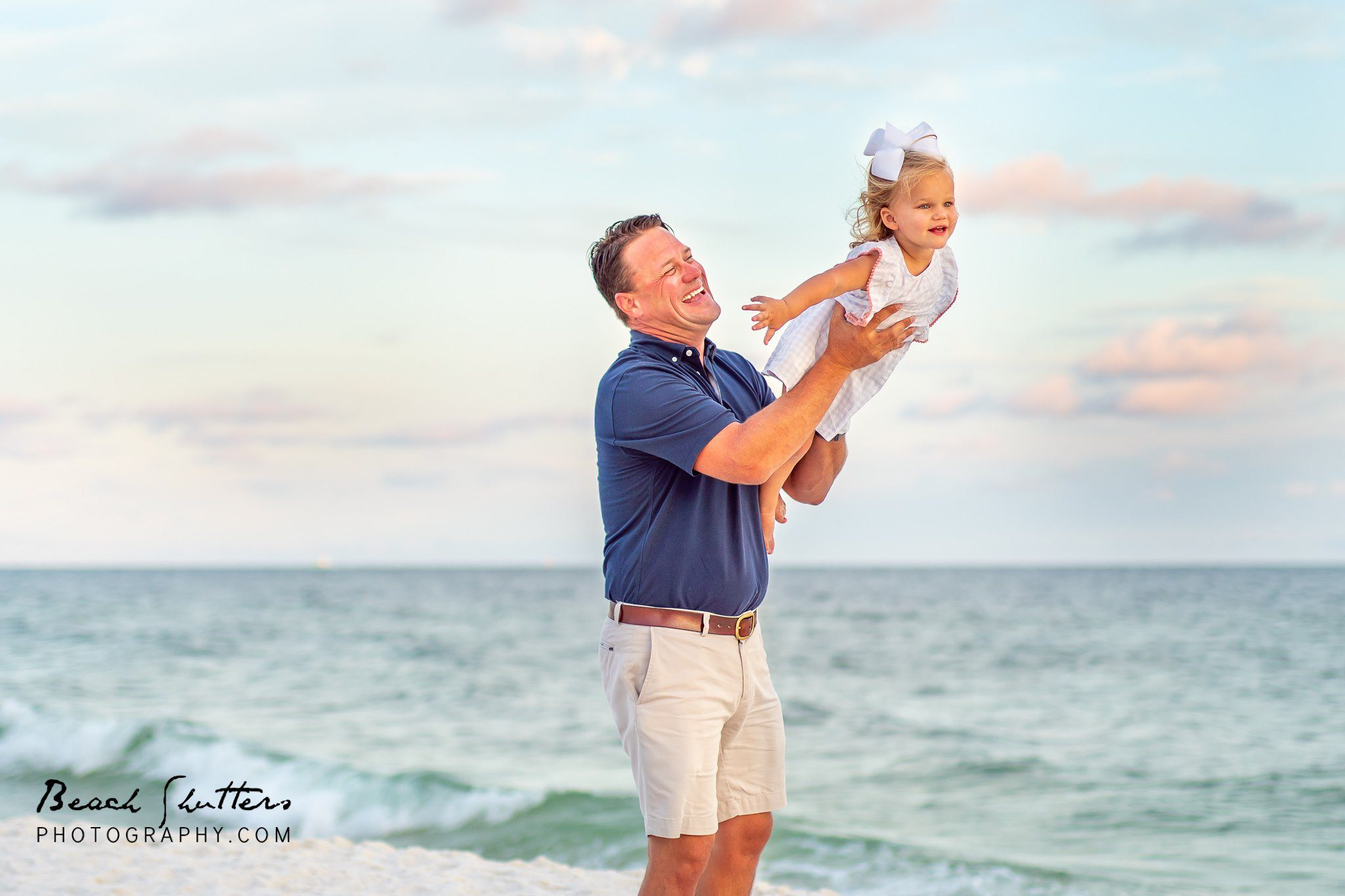 photographers in Gulf Shores daddy/daughter