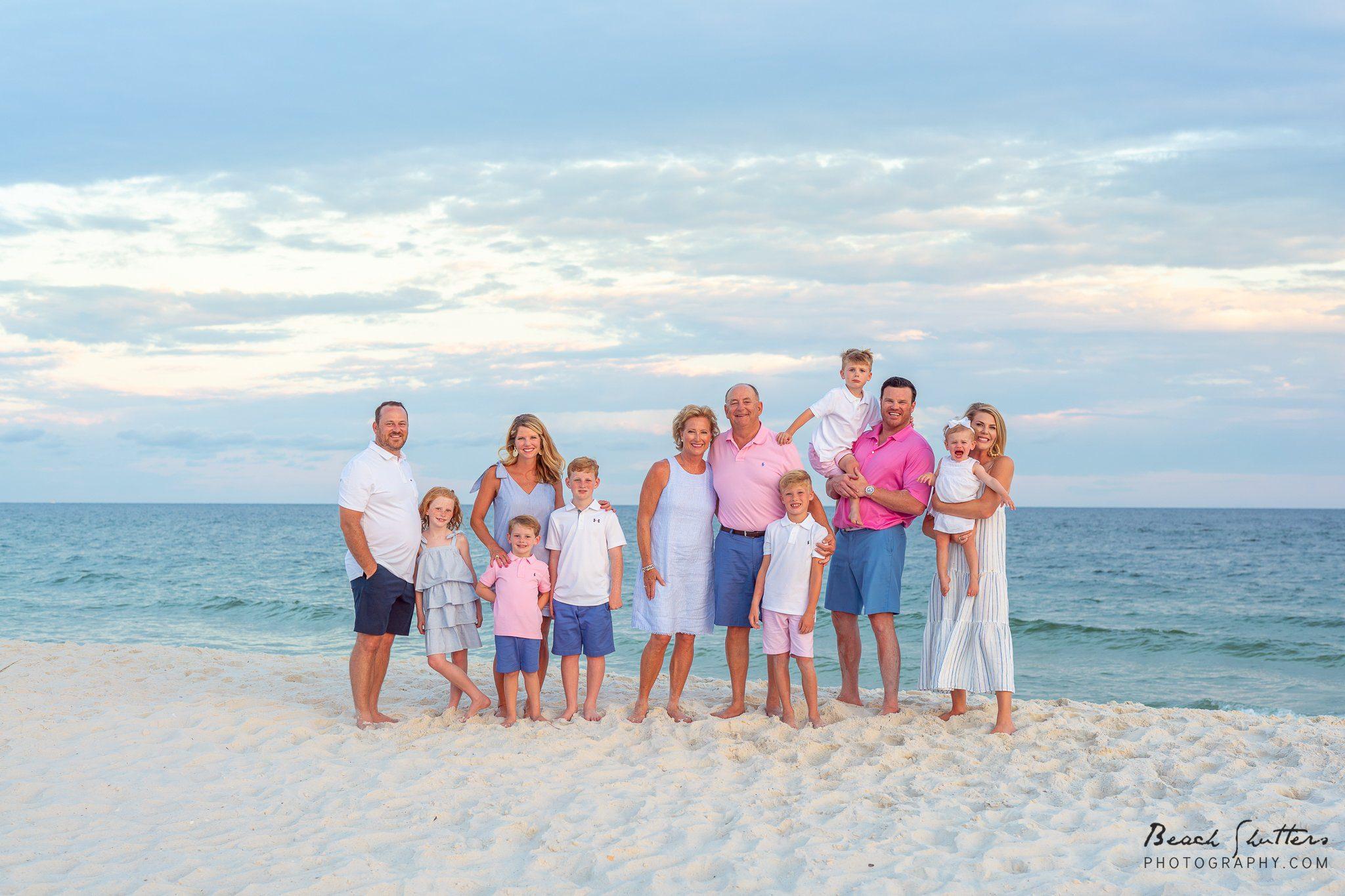 beach portraits in Orange Beach Al