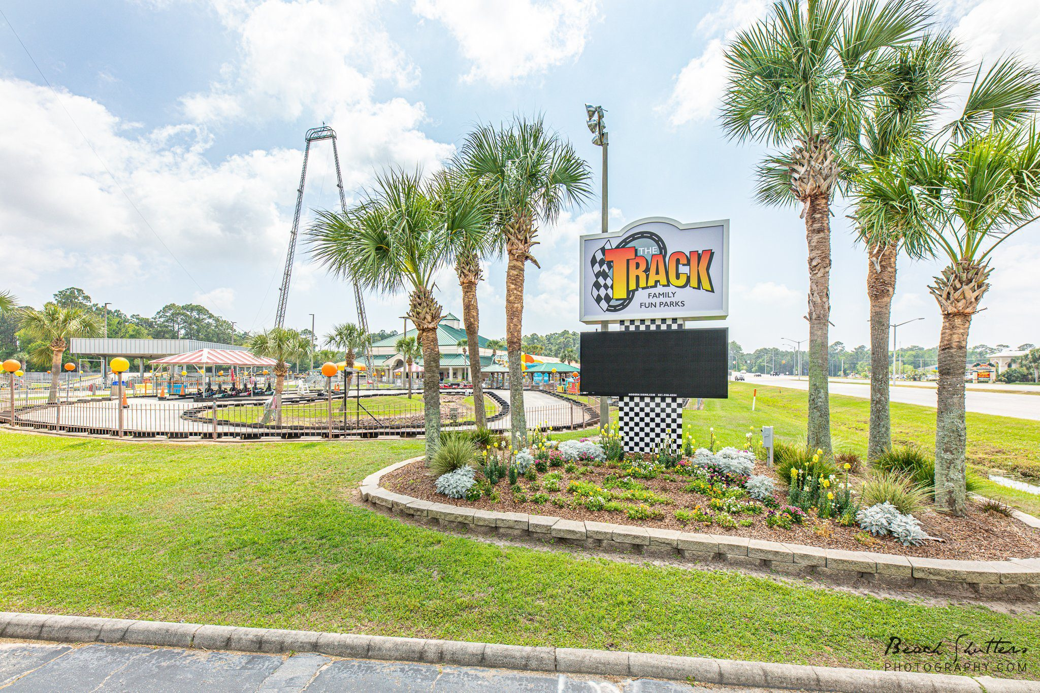 The Track in Gulf Shores family fun parks