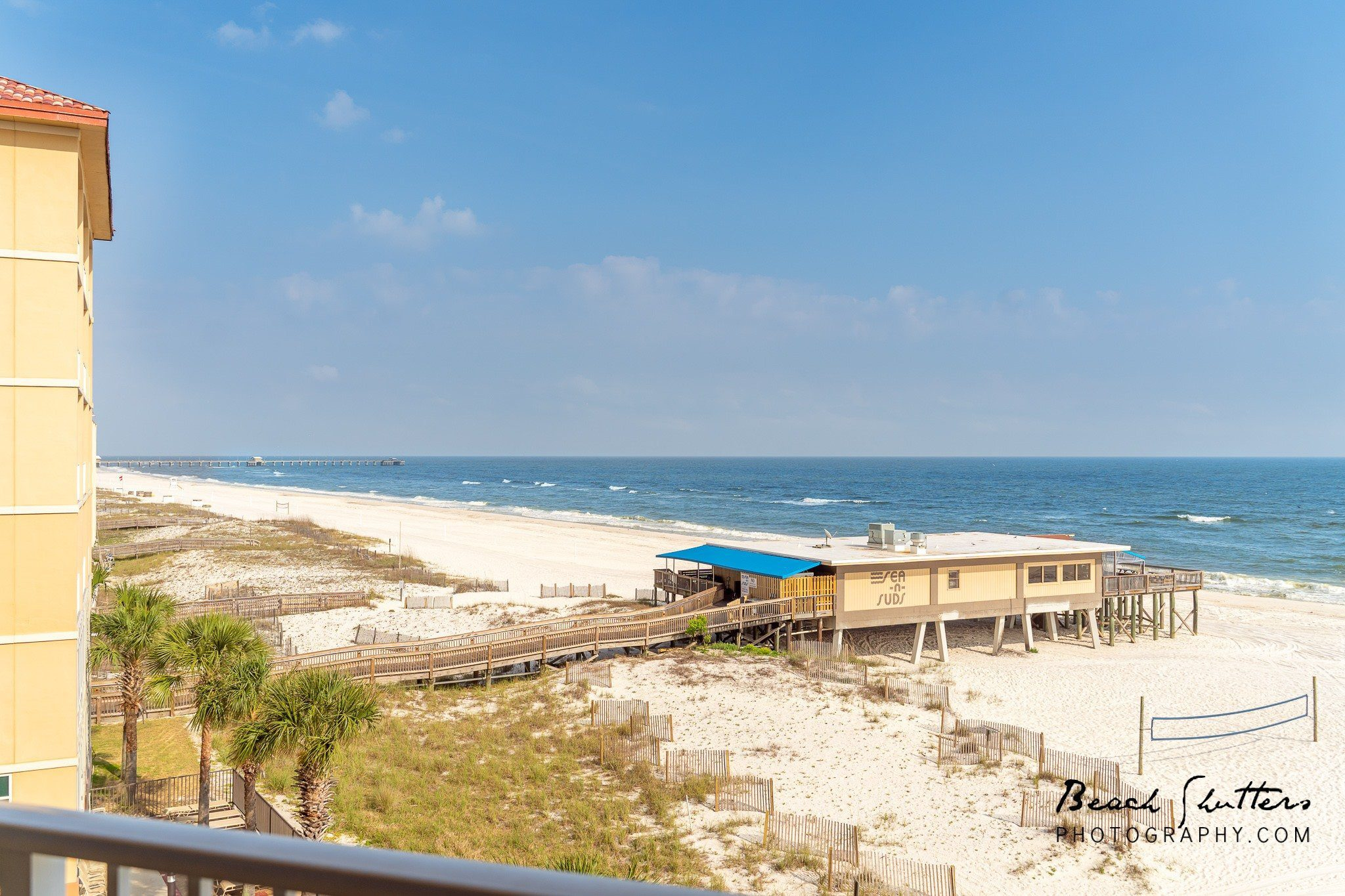 What is going on at the beach in Gulf Shores? Nothing!