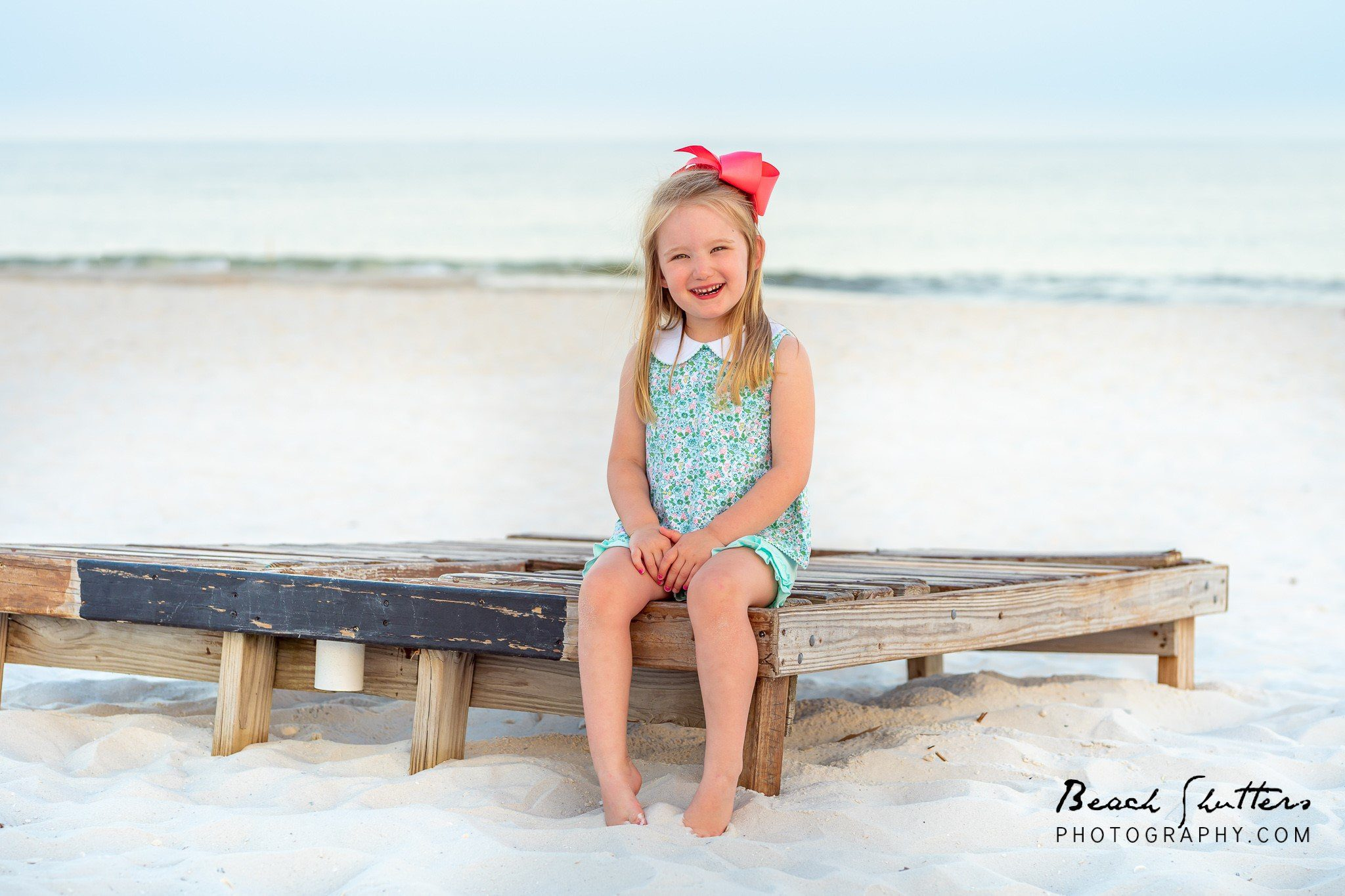 Gulf Shores beach portraits