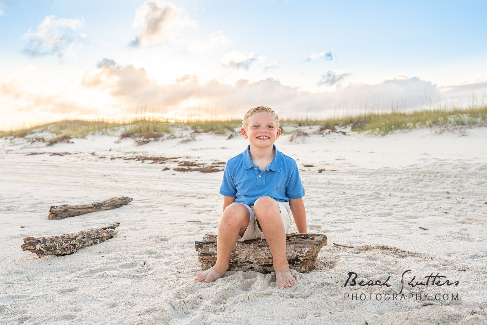 Fort Morgan beach portraits
