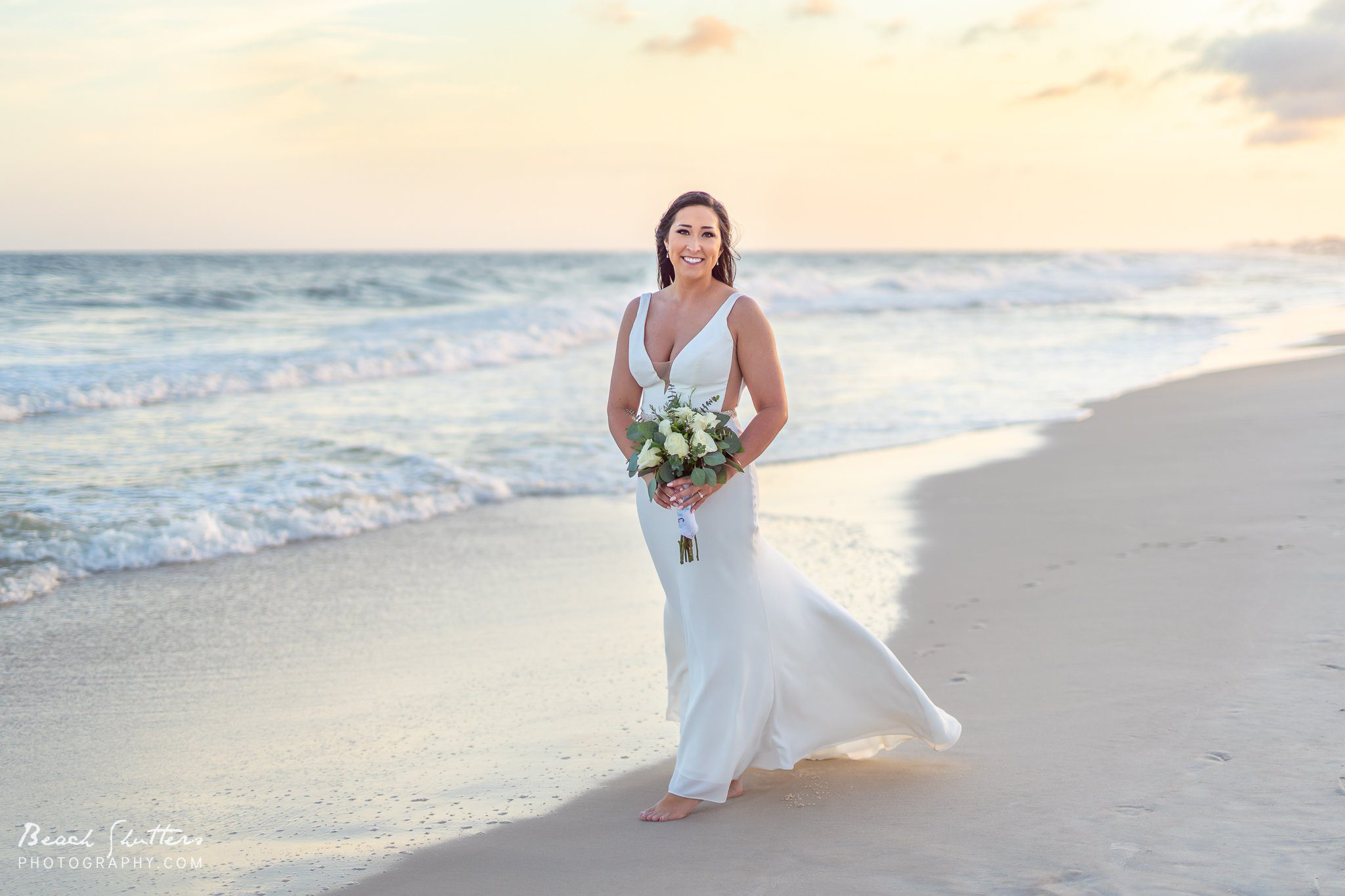 bridal photography in Orange Beach