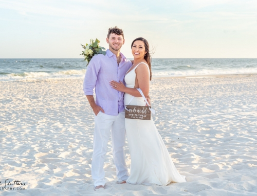 Elopement Photographer in Orange Beach