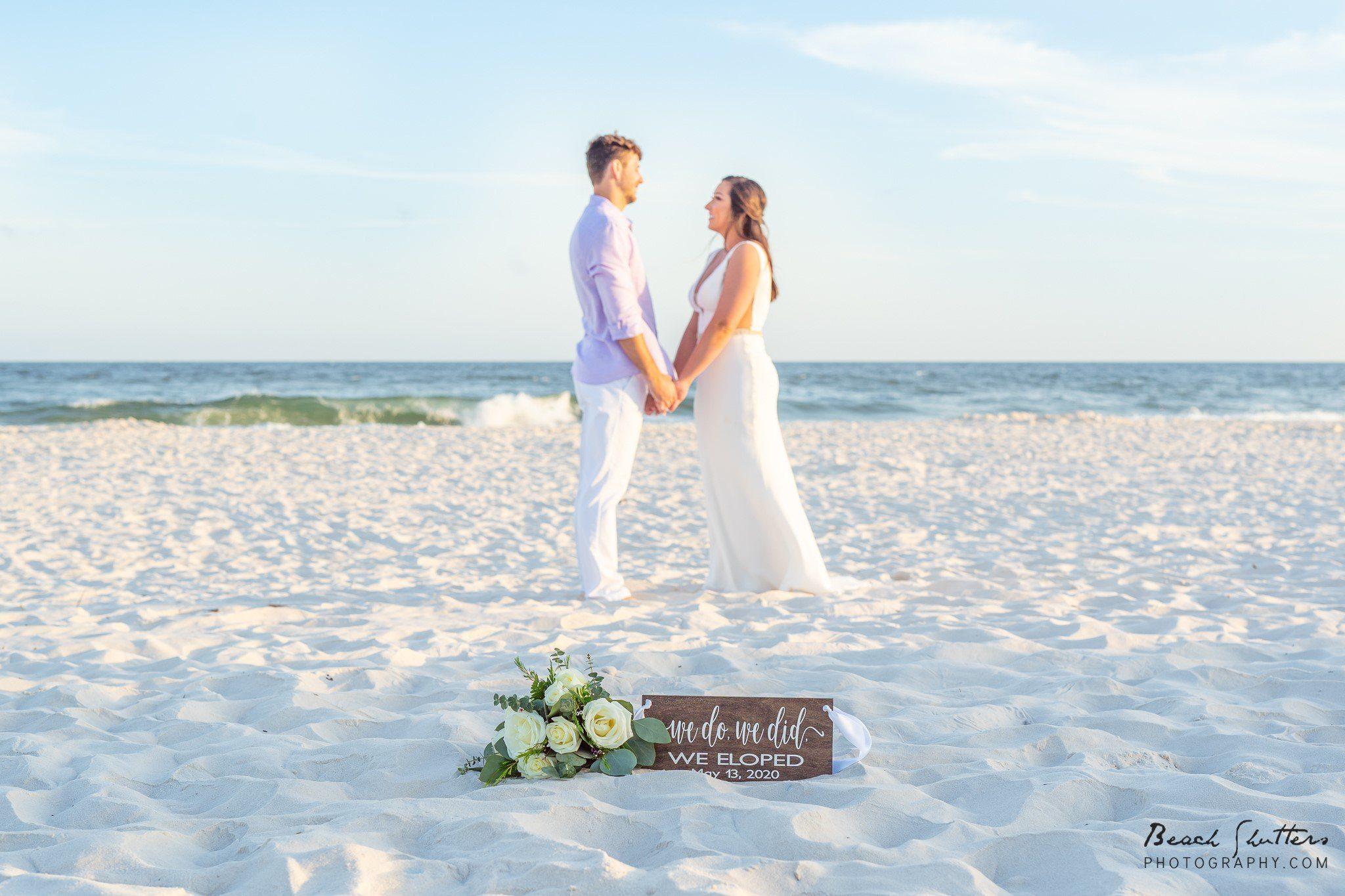 beach weddings in Gulf Shores