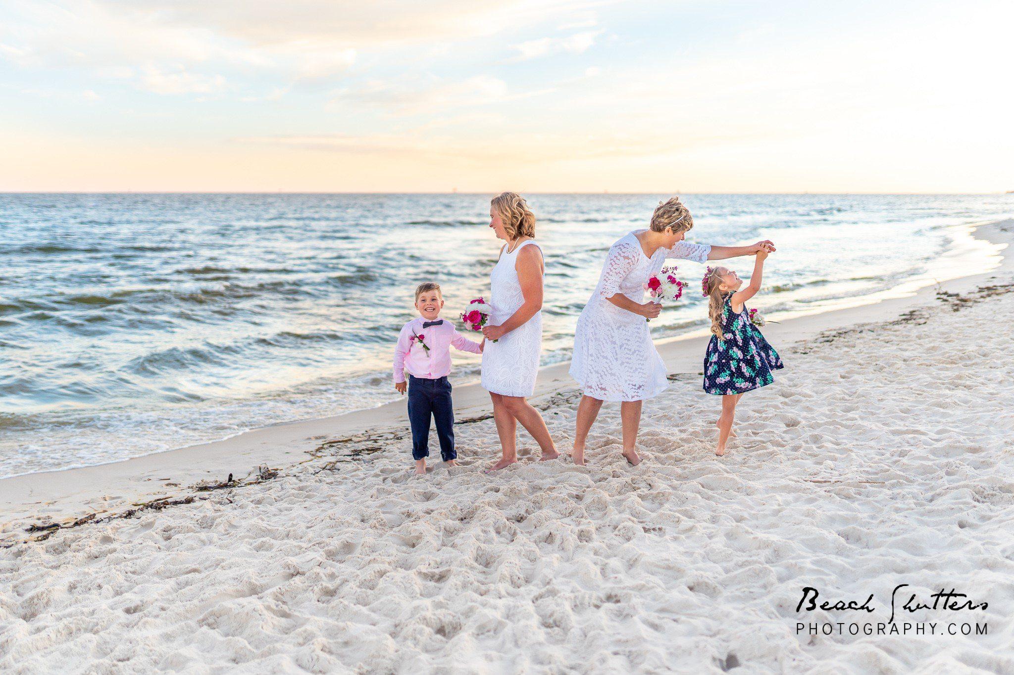 beach weddings in Gulf Shores Alabama