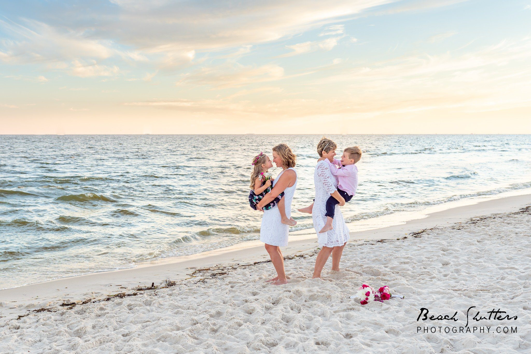beach weddings in Gulf Shores Alabama