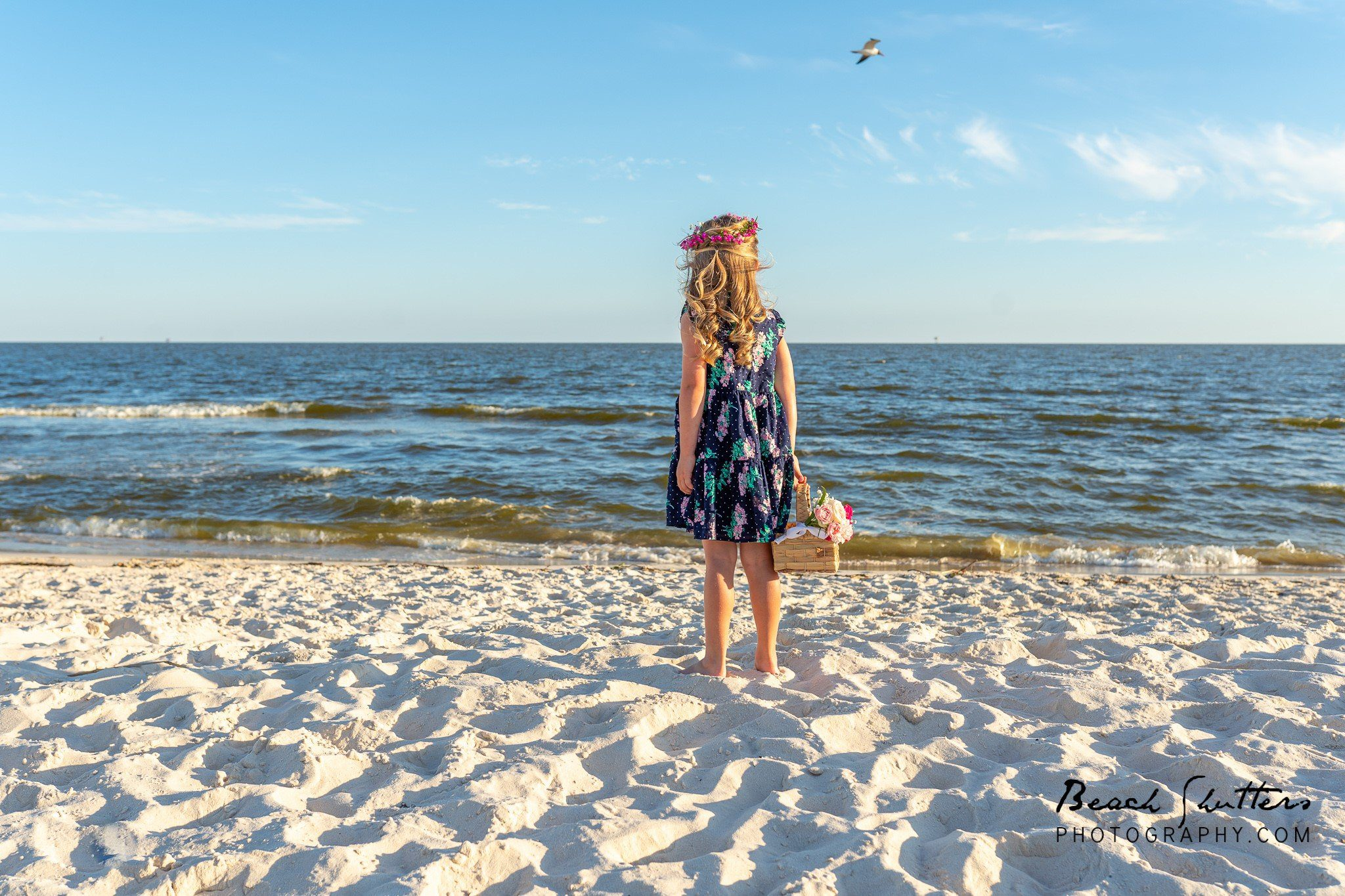 flower girl photos in Gulf Shores