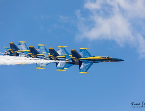 Blue Angels in Orange Beach