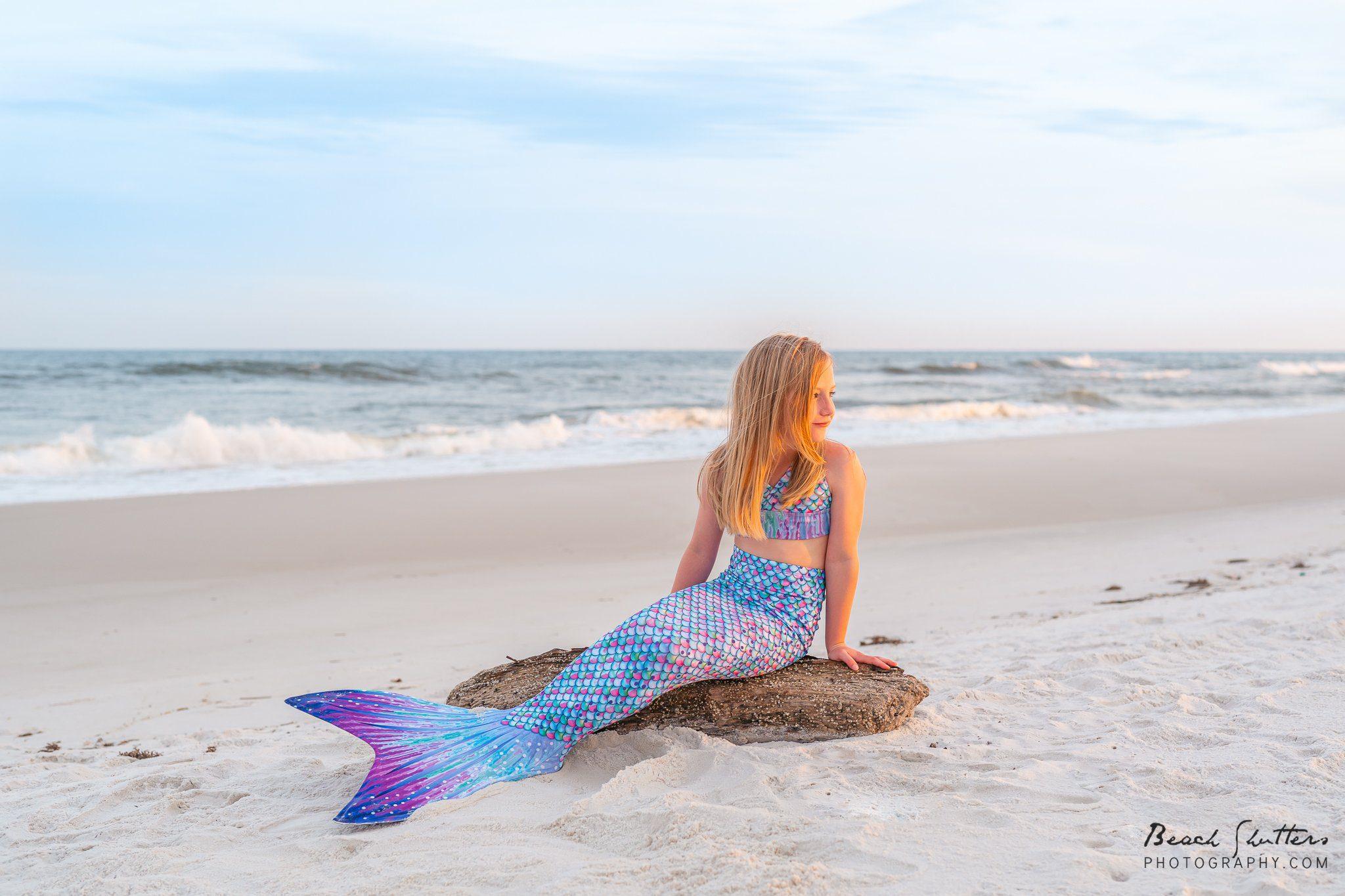 mermaid decorations Orange Beach