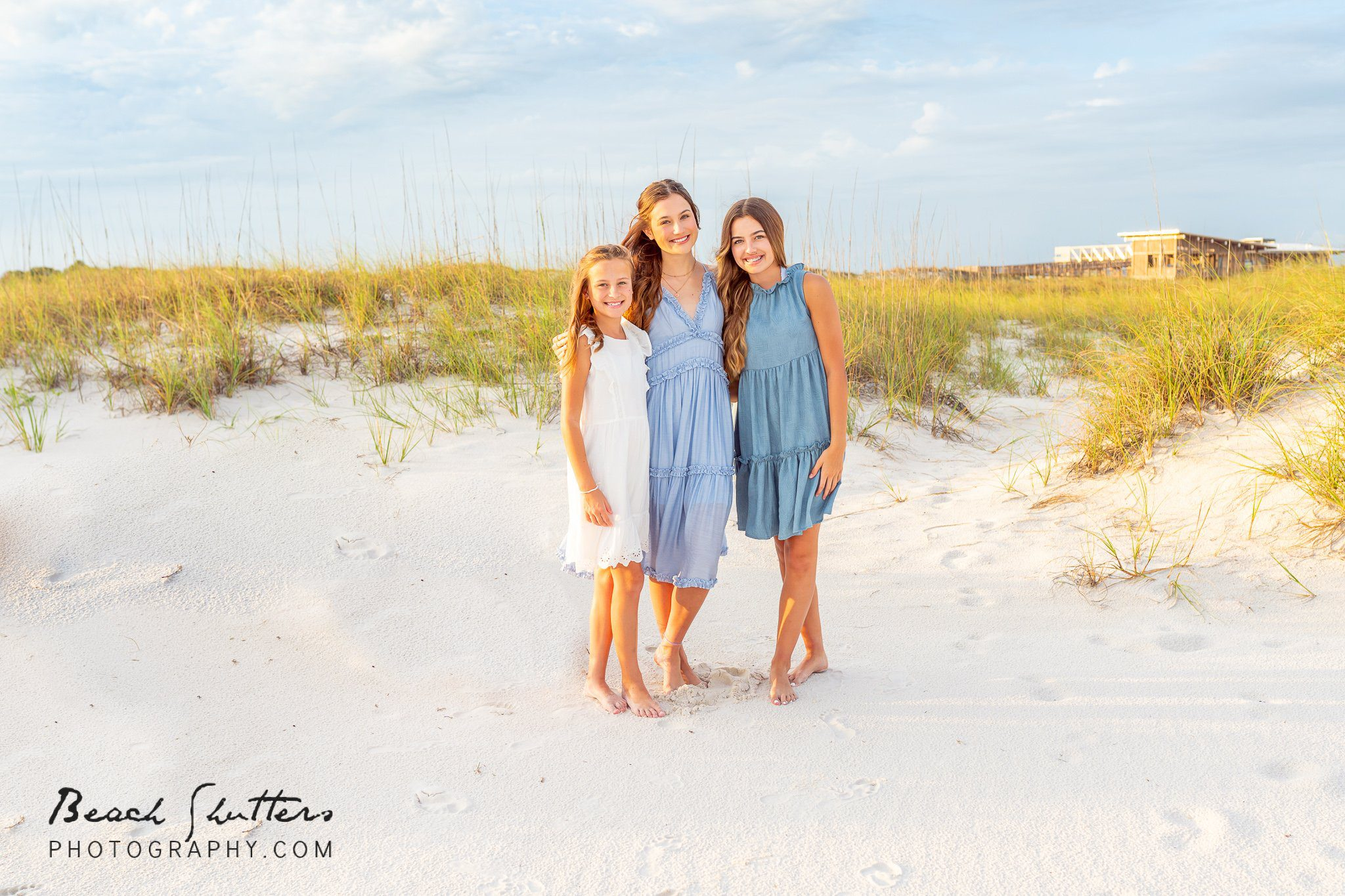 Gulf Shores photography with teens