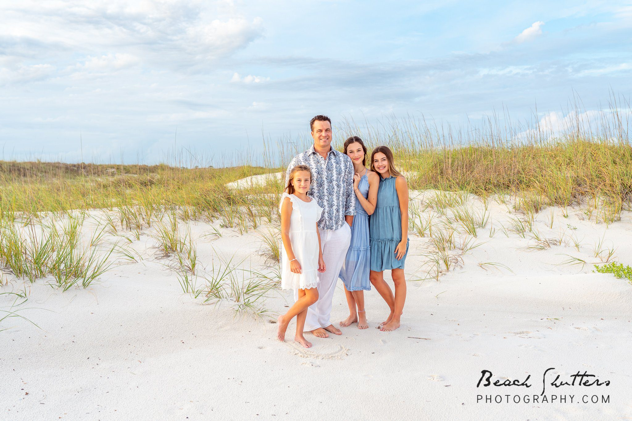photography in Orange Beach with teenagers