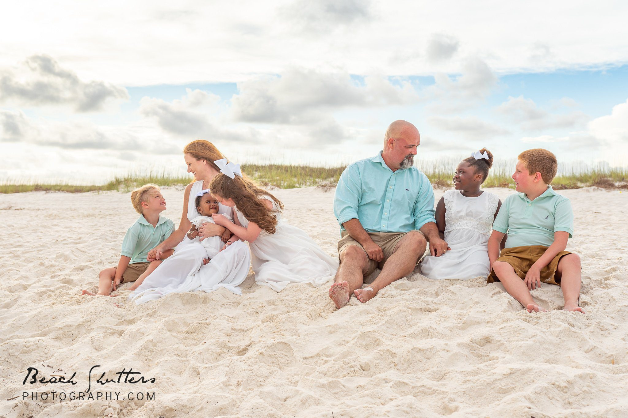 family beach pictures Gulf Shores