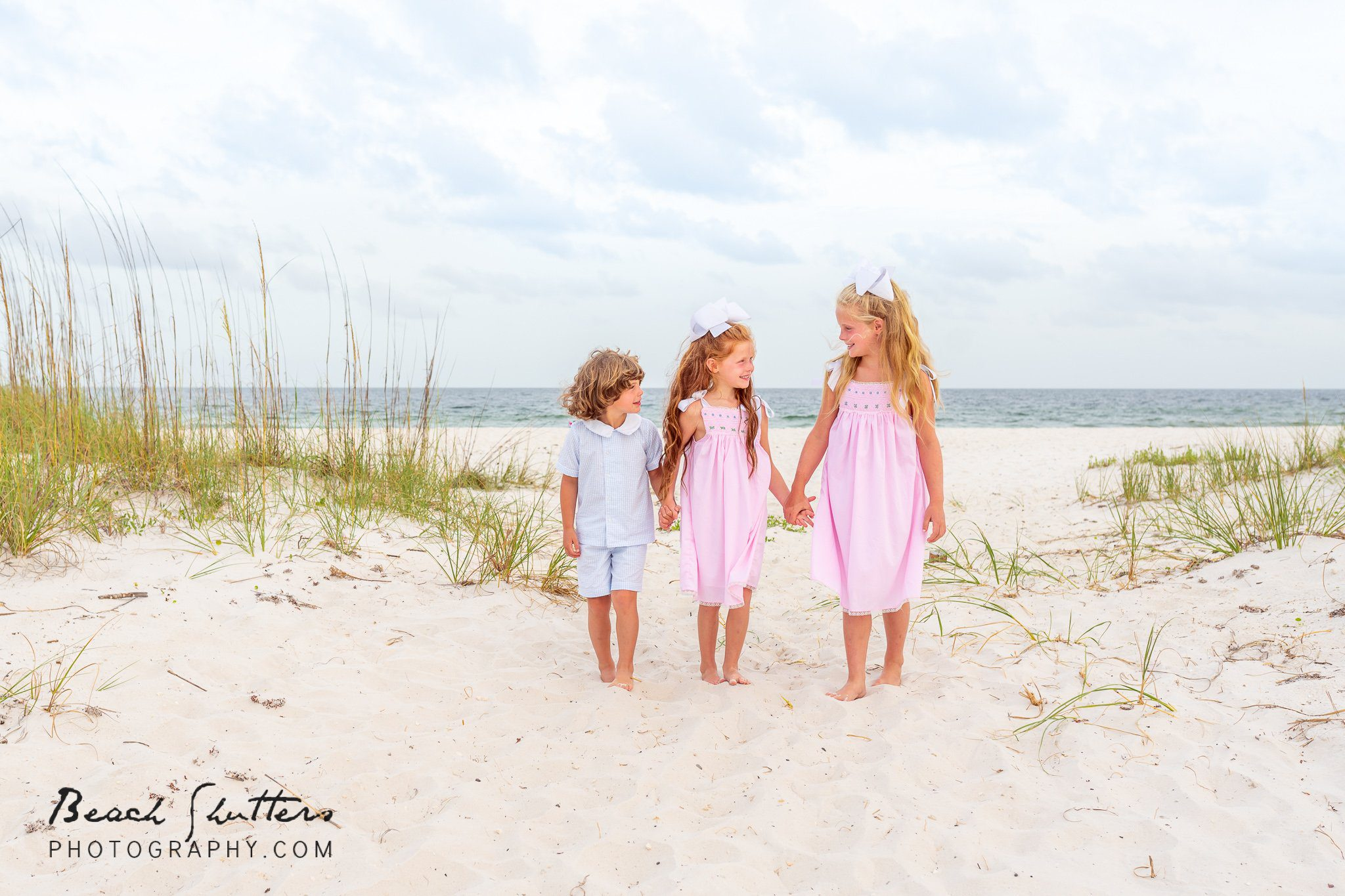 beach portraits in Perdido Key Florida by Beach Shutters