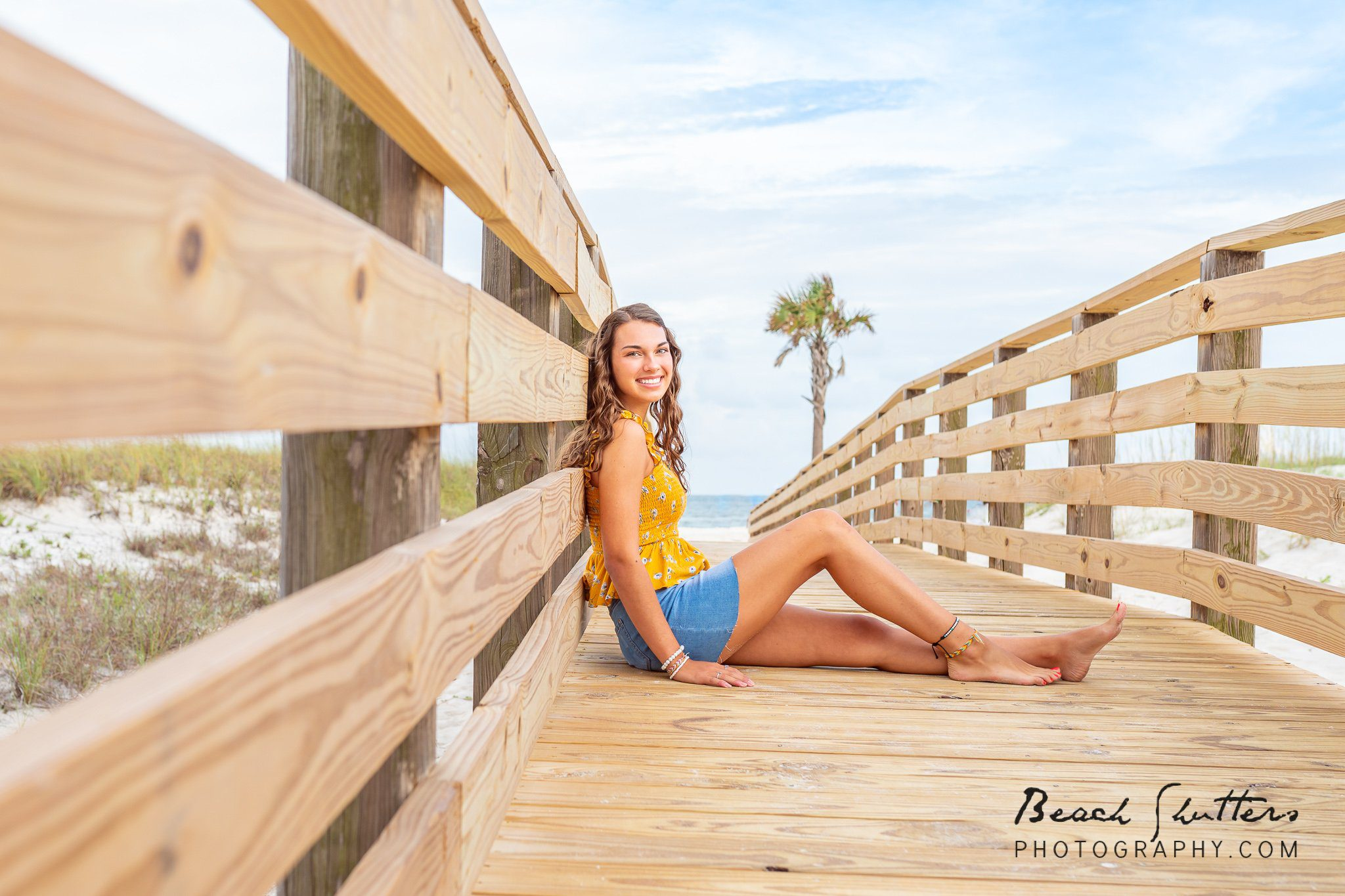 Alabama beach portraits