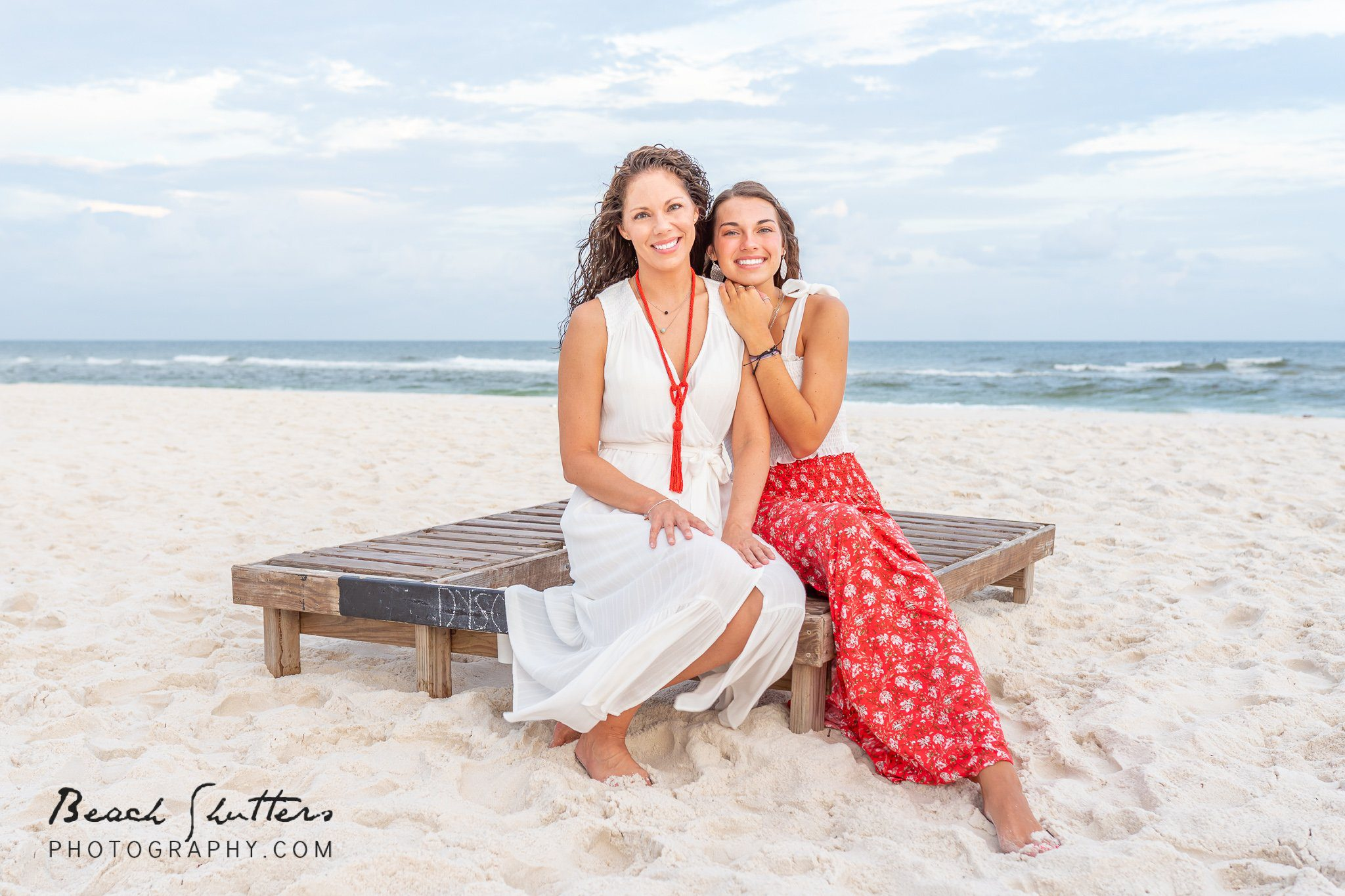 Mother-Daughter photos in Orange Beach