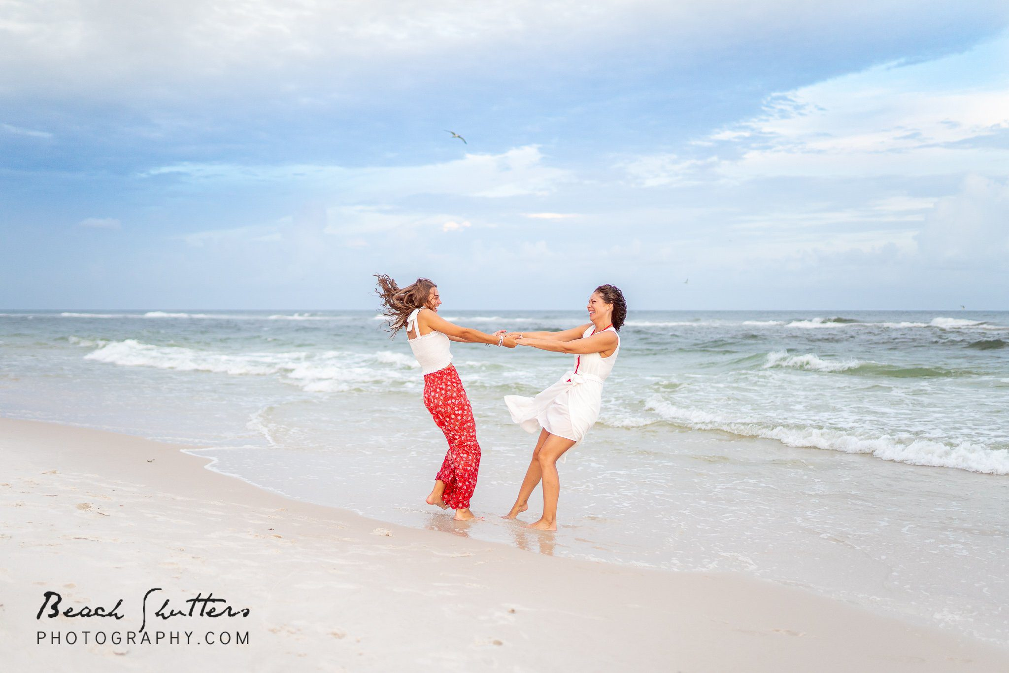 best Gulf Shores photographers Mother-Daughter photos