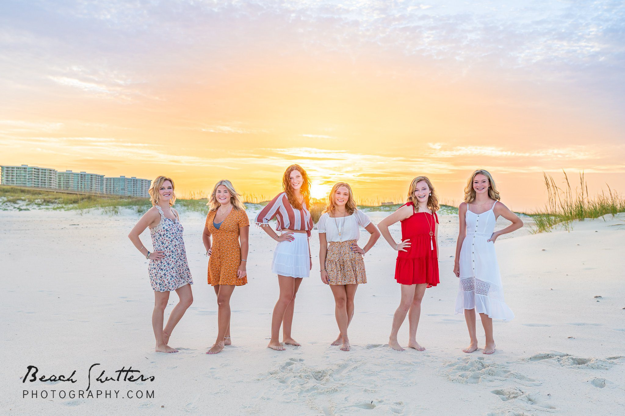 sunset or sunrise photography in Orange Beach