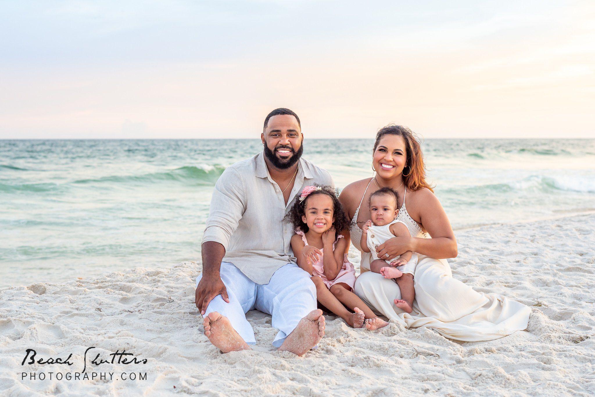 Fort Morgan family beach photographers