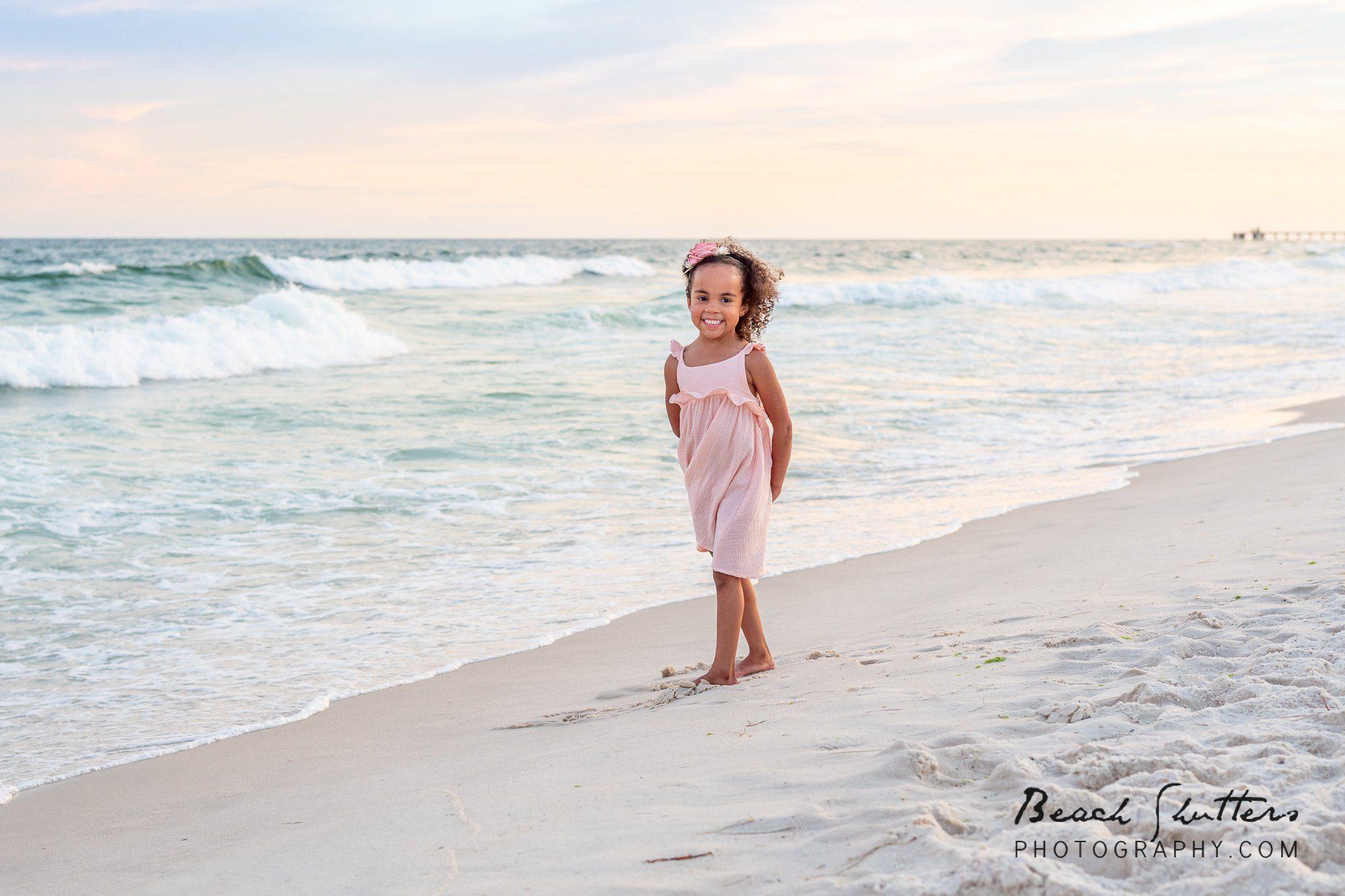 family beach photographers in Perdido Key