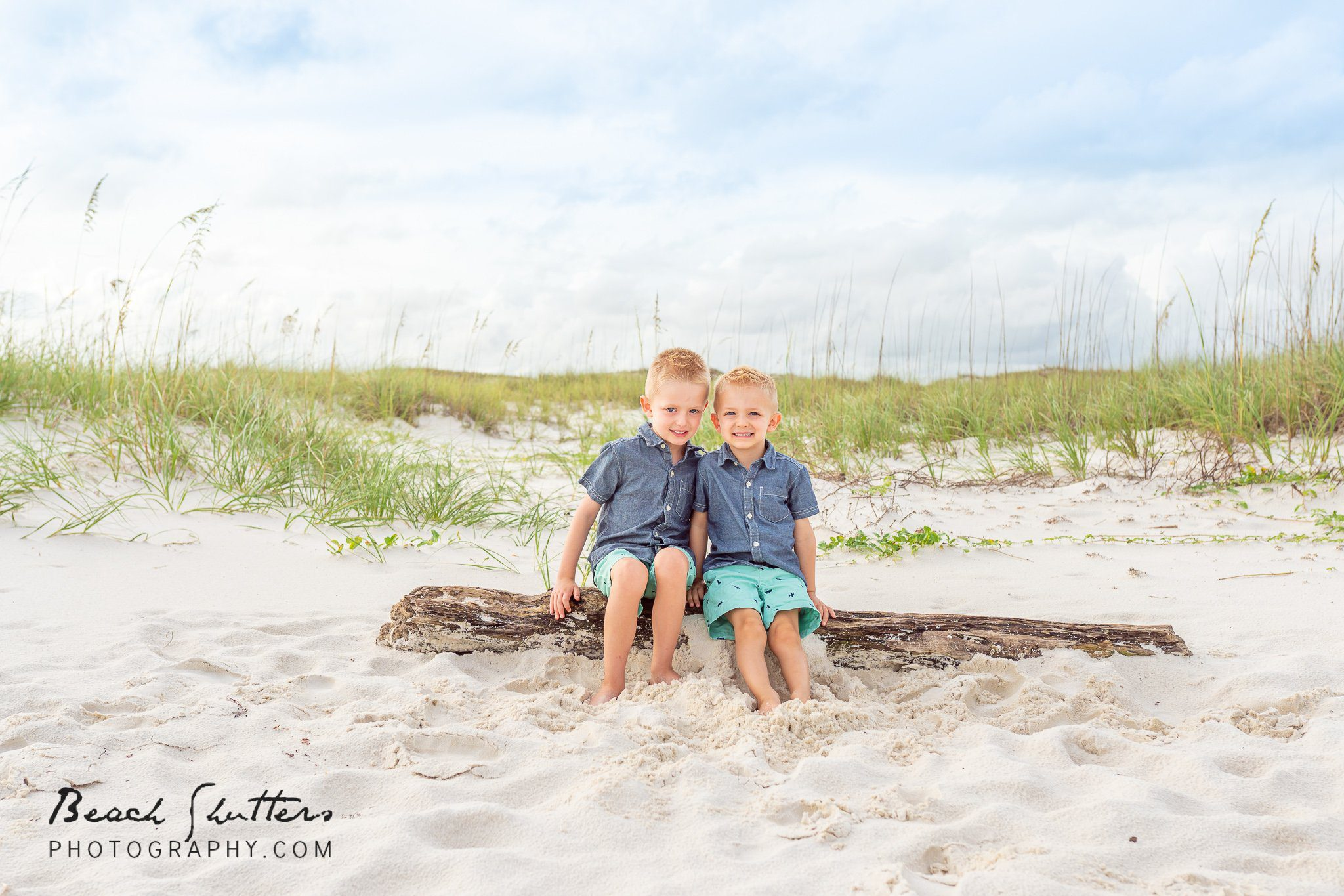 beach portraits by Beach Shutters Photography