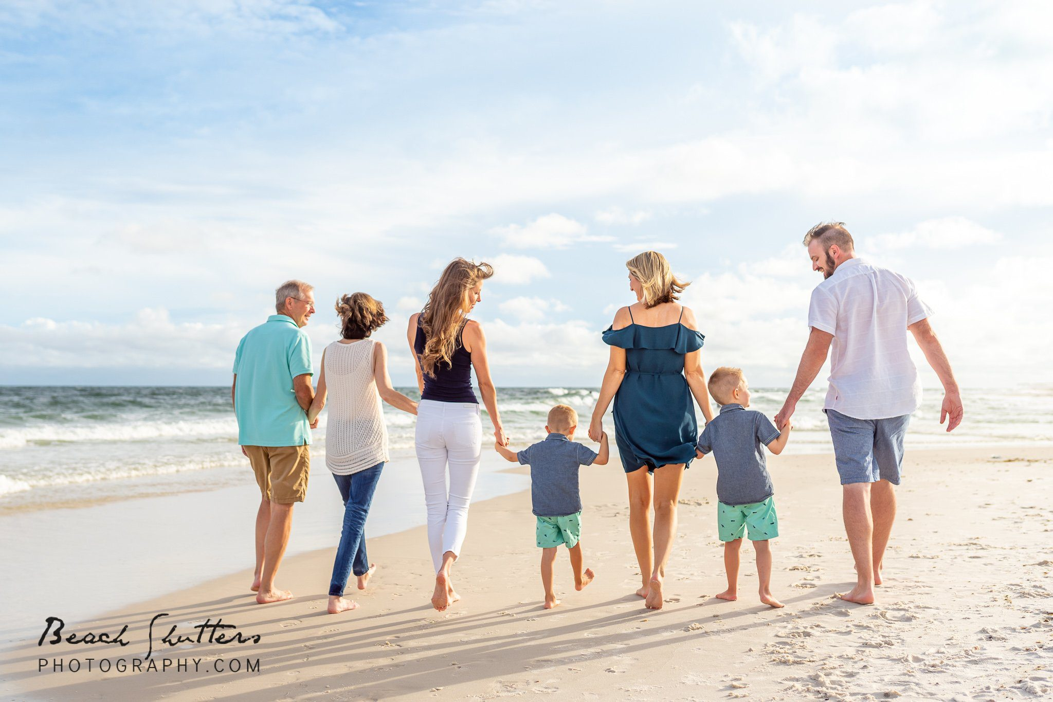 family reunions at the beach in Alabama