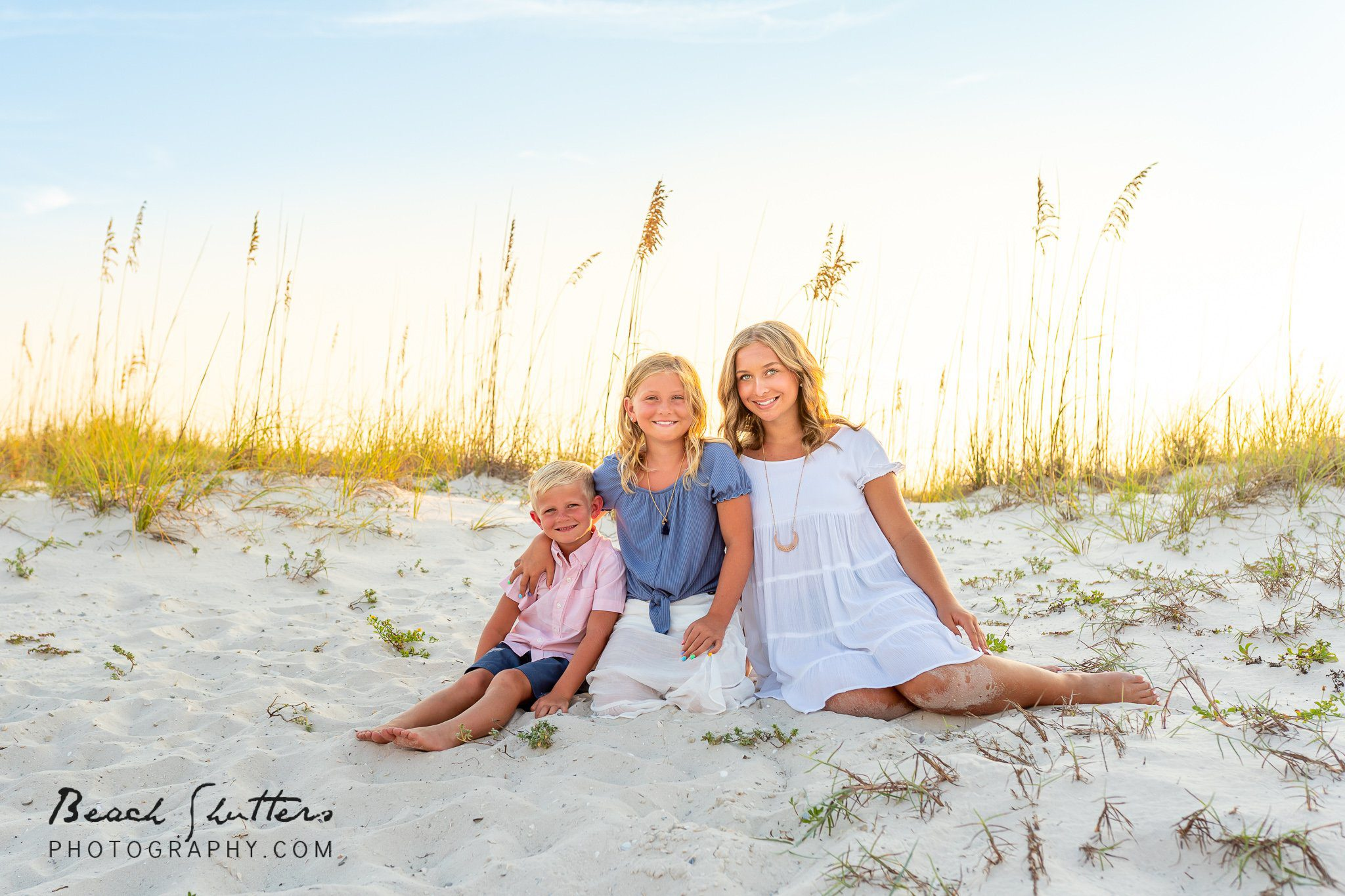 photographers in Orange Beach blended family photos