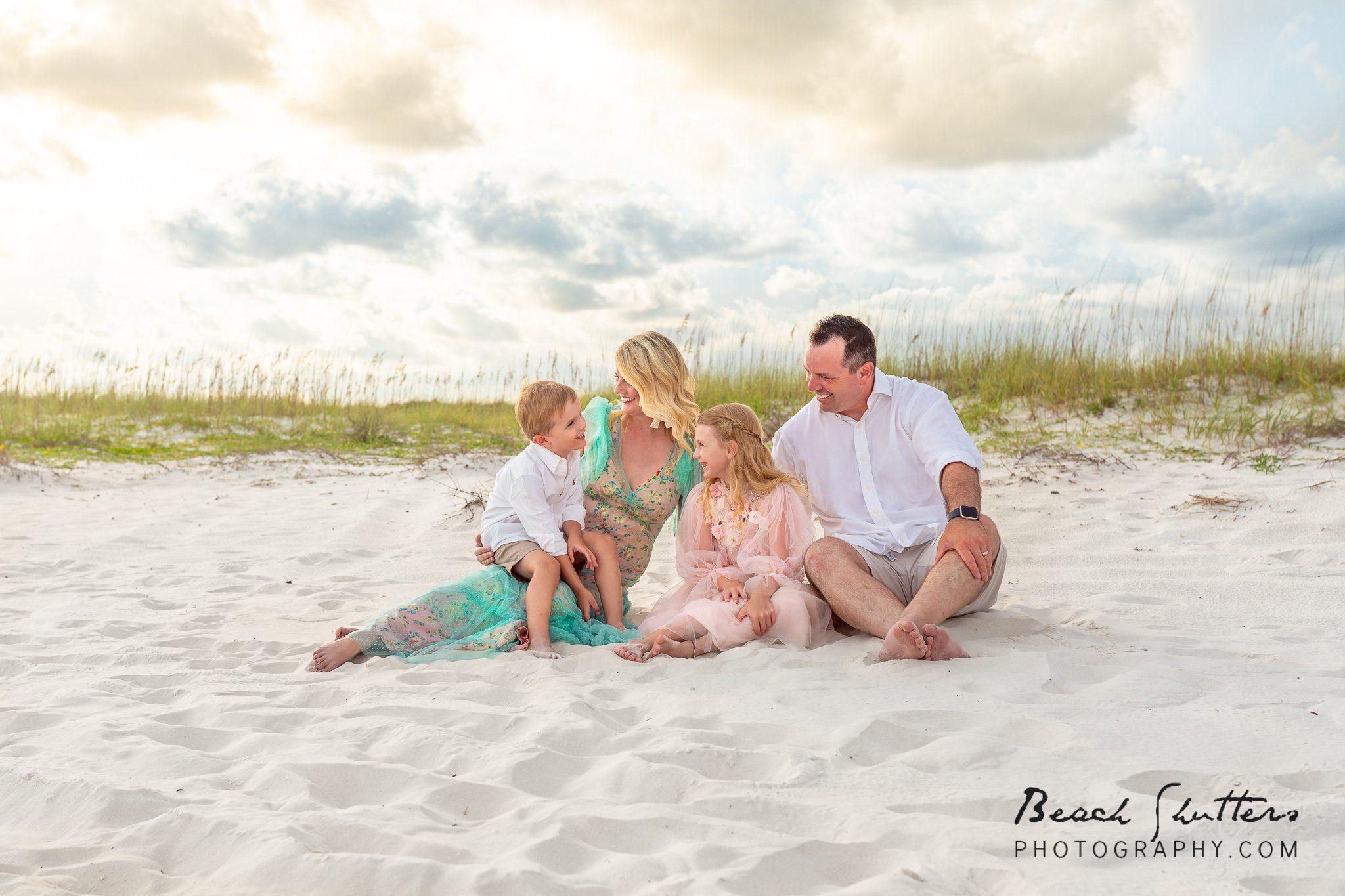 family photos in Perdido Key Florida